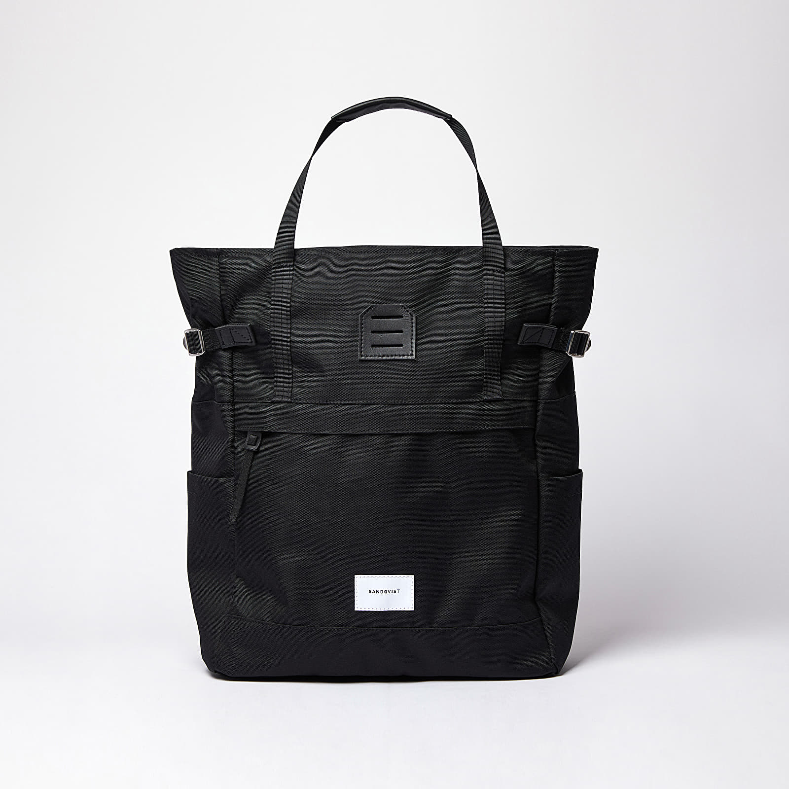 Backpacks SANDQVIST Roger Backpack Black