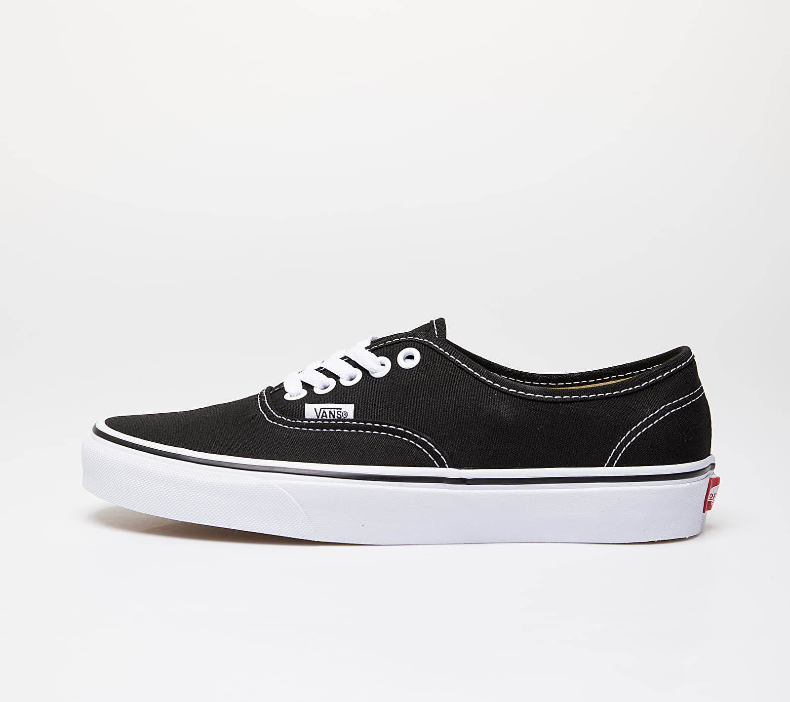 Vans Authentic Black/ True White EUR 34.5
