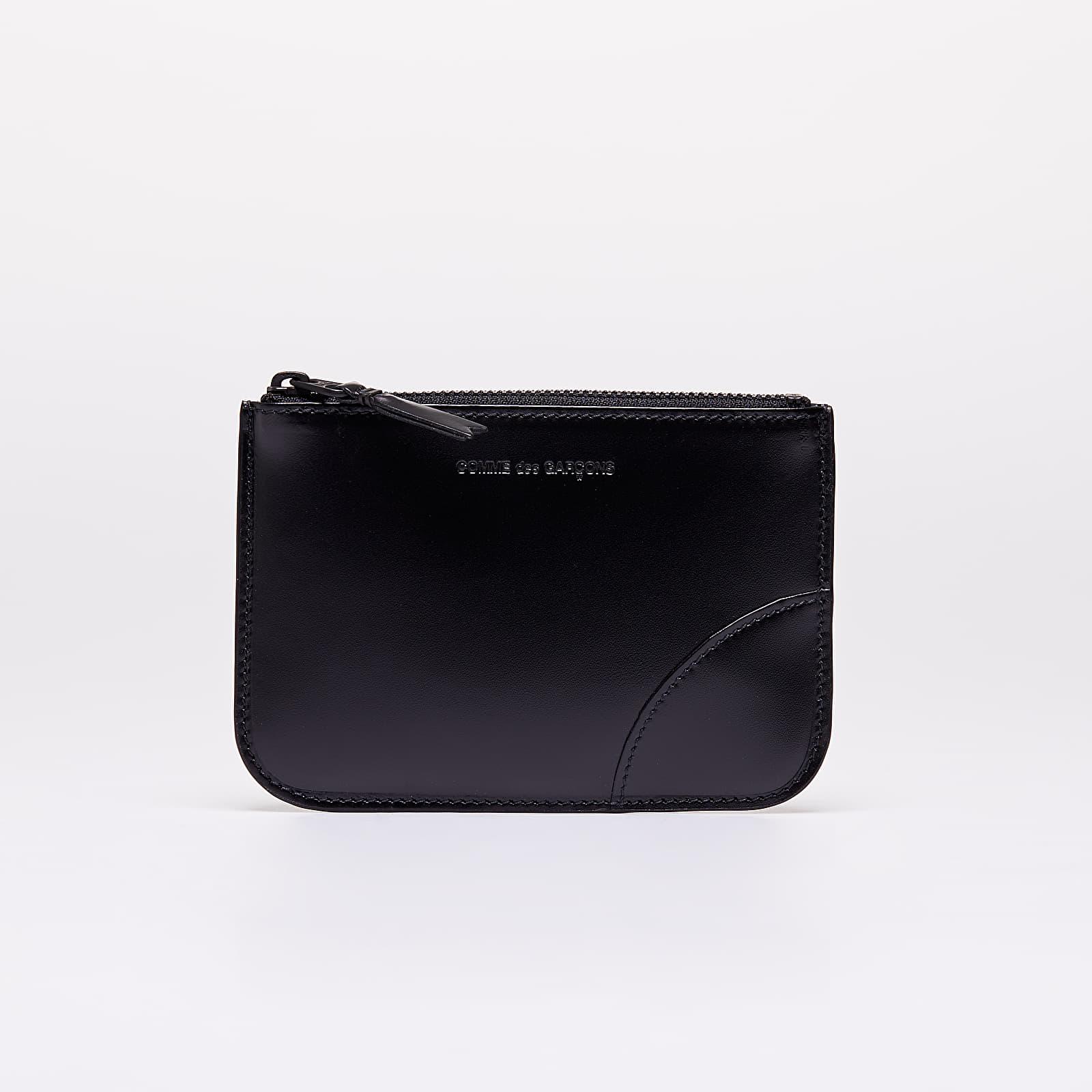 Denarnice Comme des Garçons Wallet Very Black