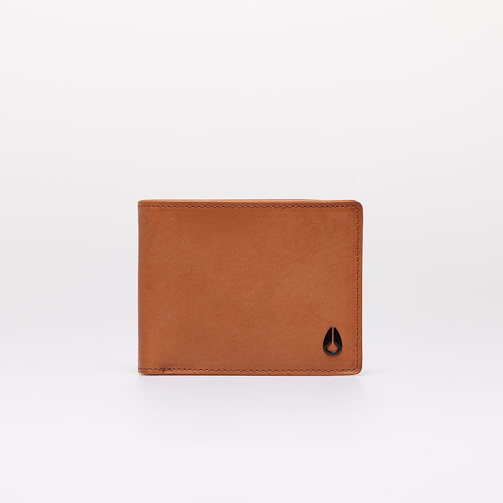 Pénztárcák Nixon Pass Leather Wallet Saddle