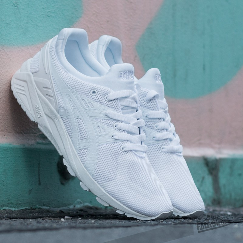 the best attitude 59847 190f1 Asics Gel- Kayano Trainer Evo White/ White | Footshop