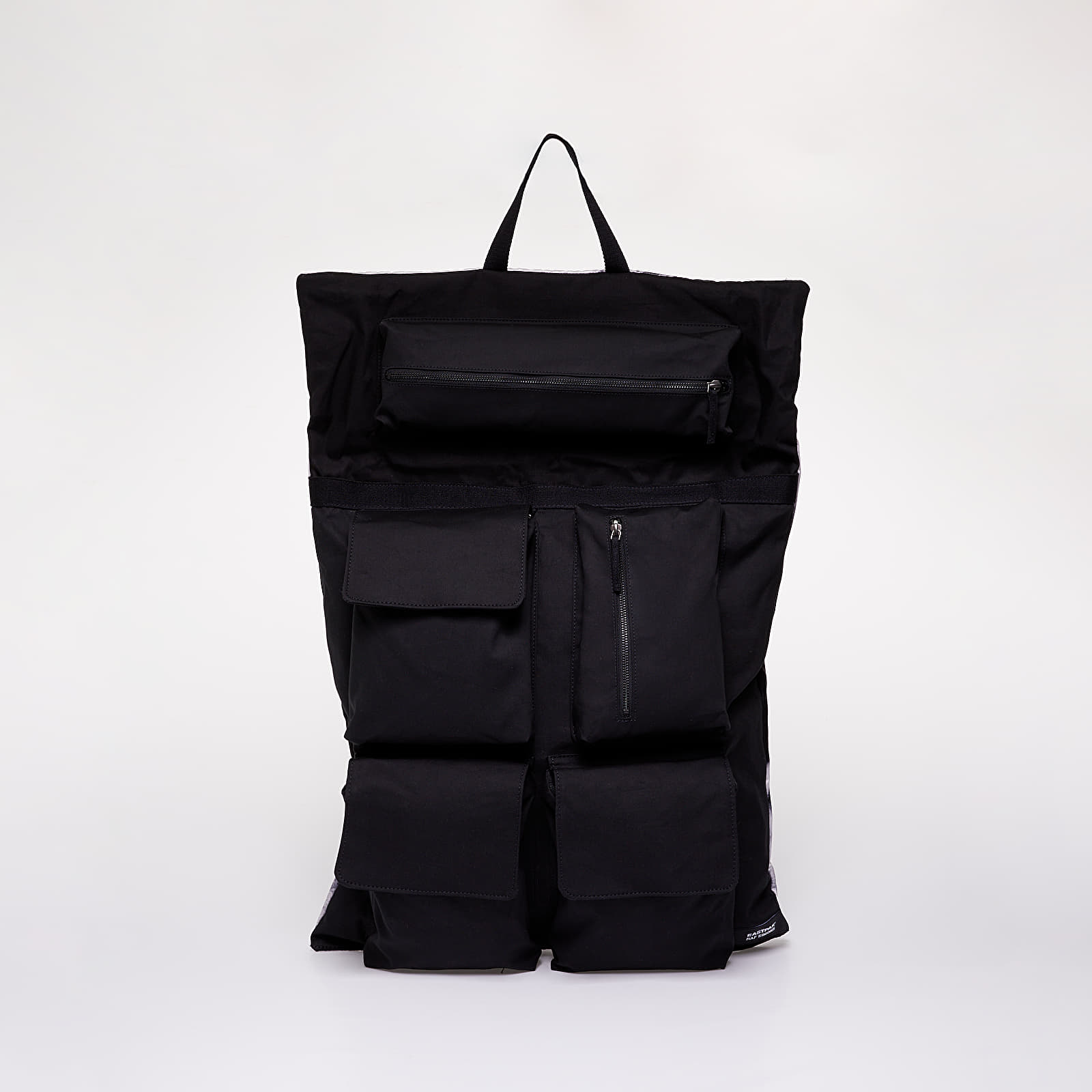 Backpacks EASTPAK x RAF SIMONS Poster Backpack Black