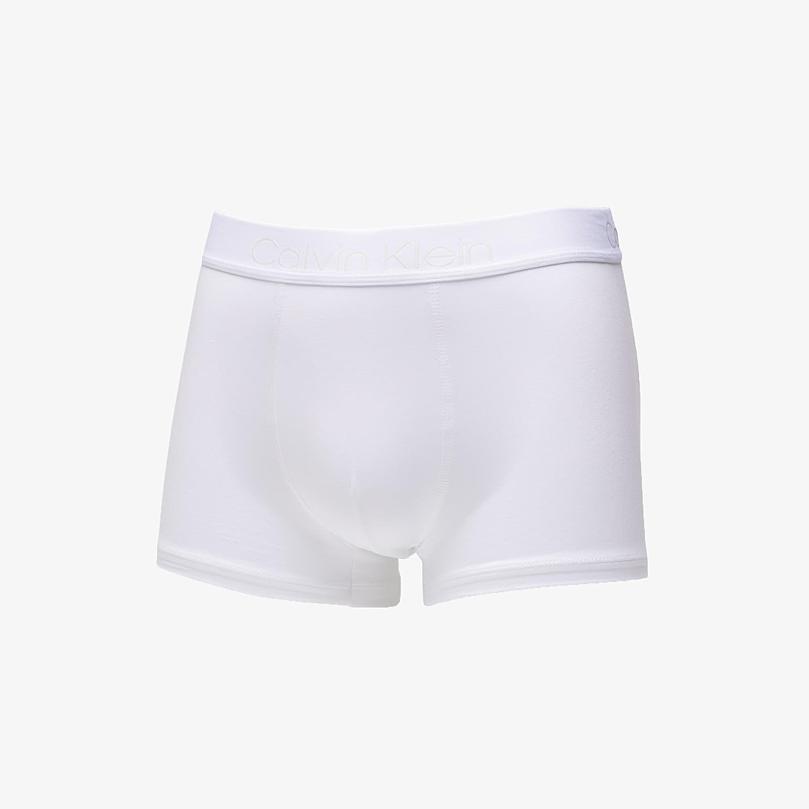 Boxershorts Calvin Klein Trunk White