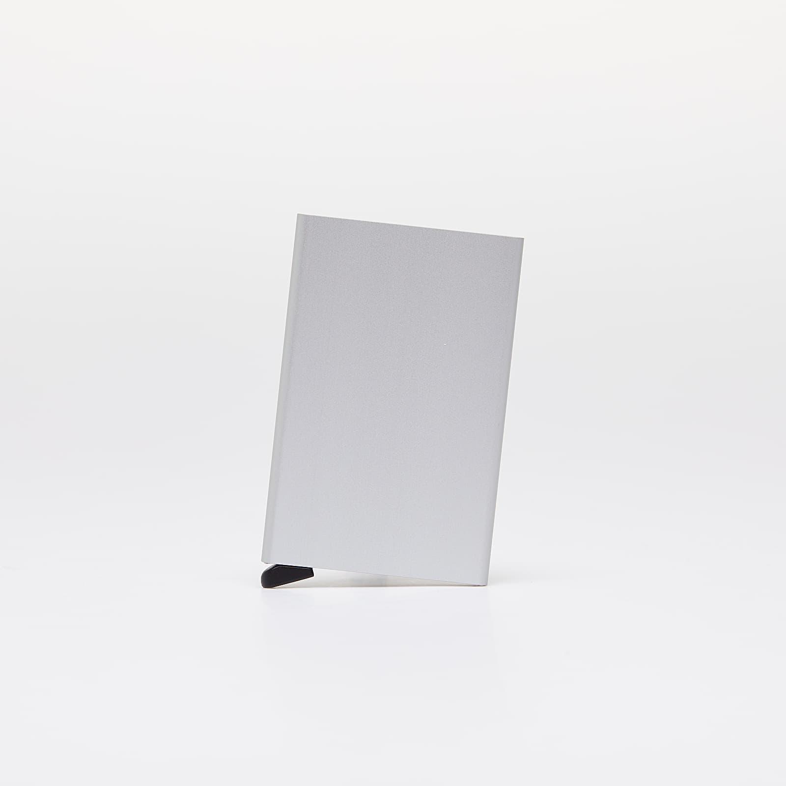Peněženky Secrid Cardprotector Silver