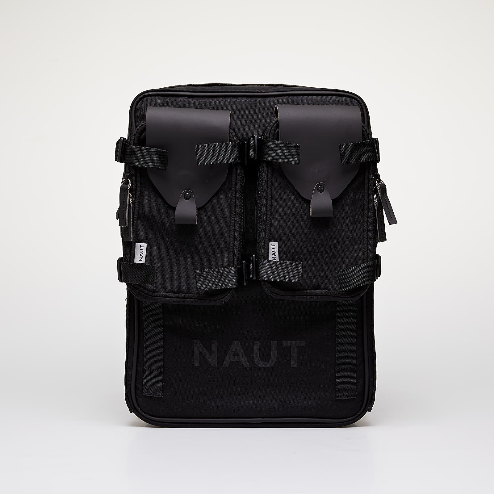 Ruksaci NAUT Rover Backpack Black