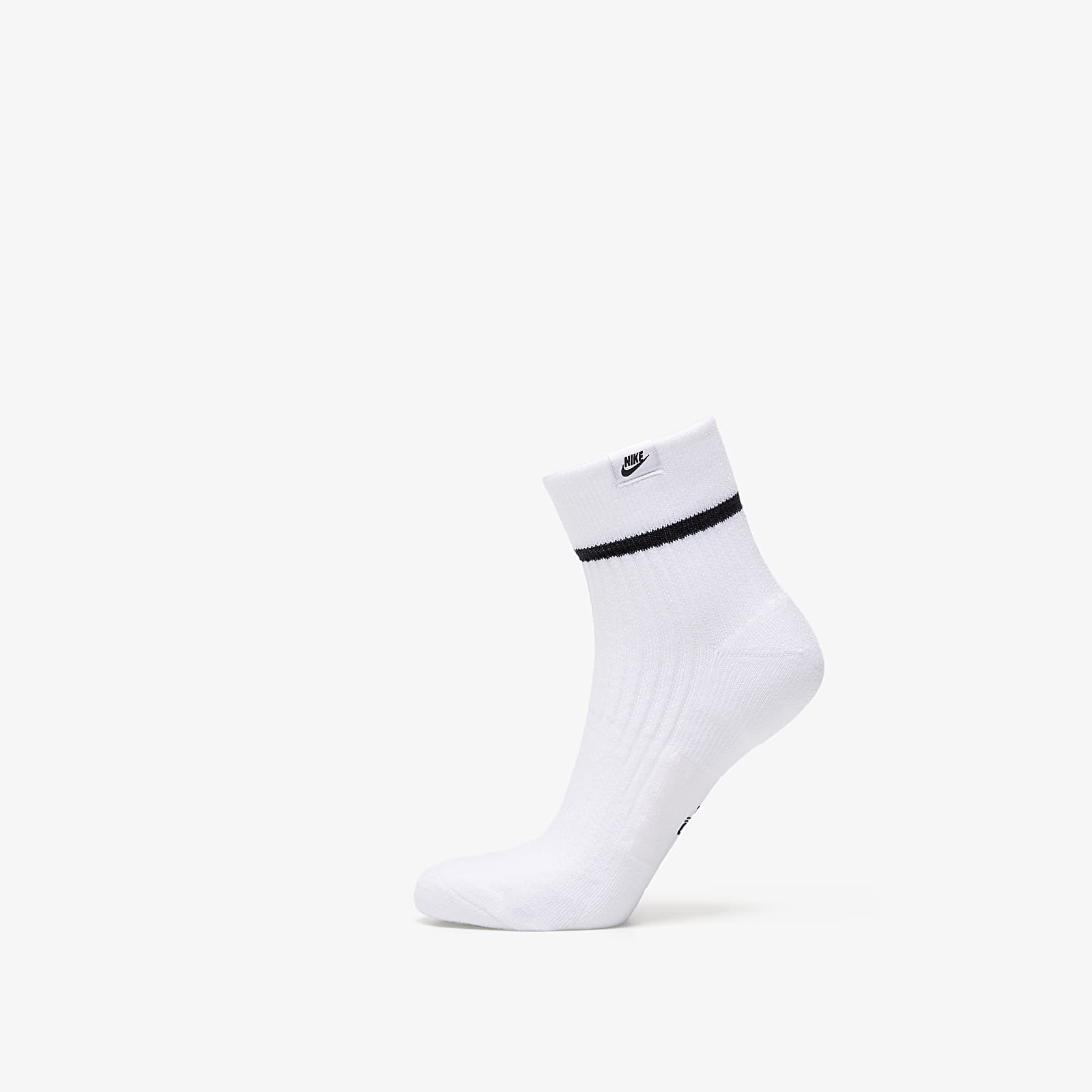 Zoknik Nike Sneaker Essential Ankle Sox 2 Pair White/ Black/ Black