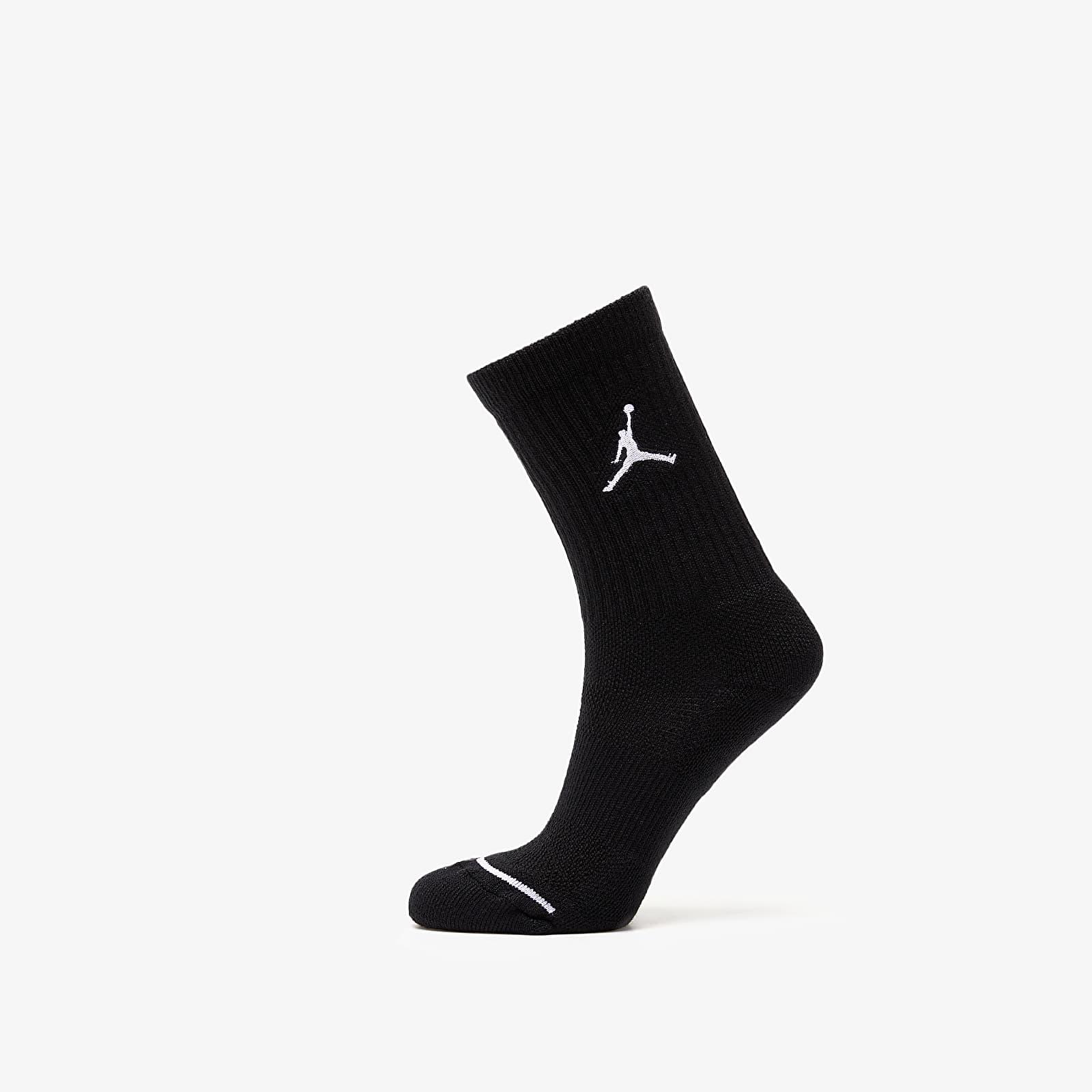 Jordan Everyday Max Waterfall 3 Pair Socks