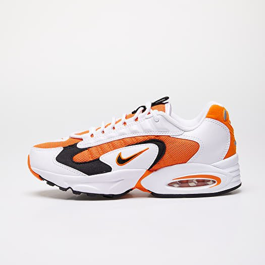 air max orange femme