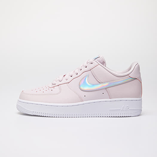 Women S Shoes Nike Wmns Air Force 1 07 Essential Barely Rose Barely Rose White Footshop
