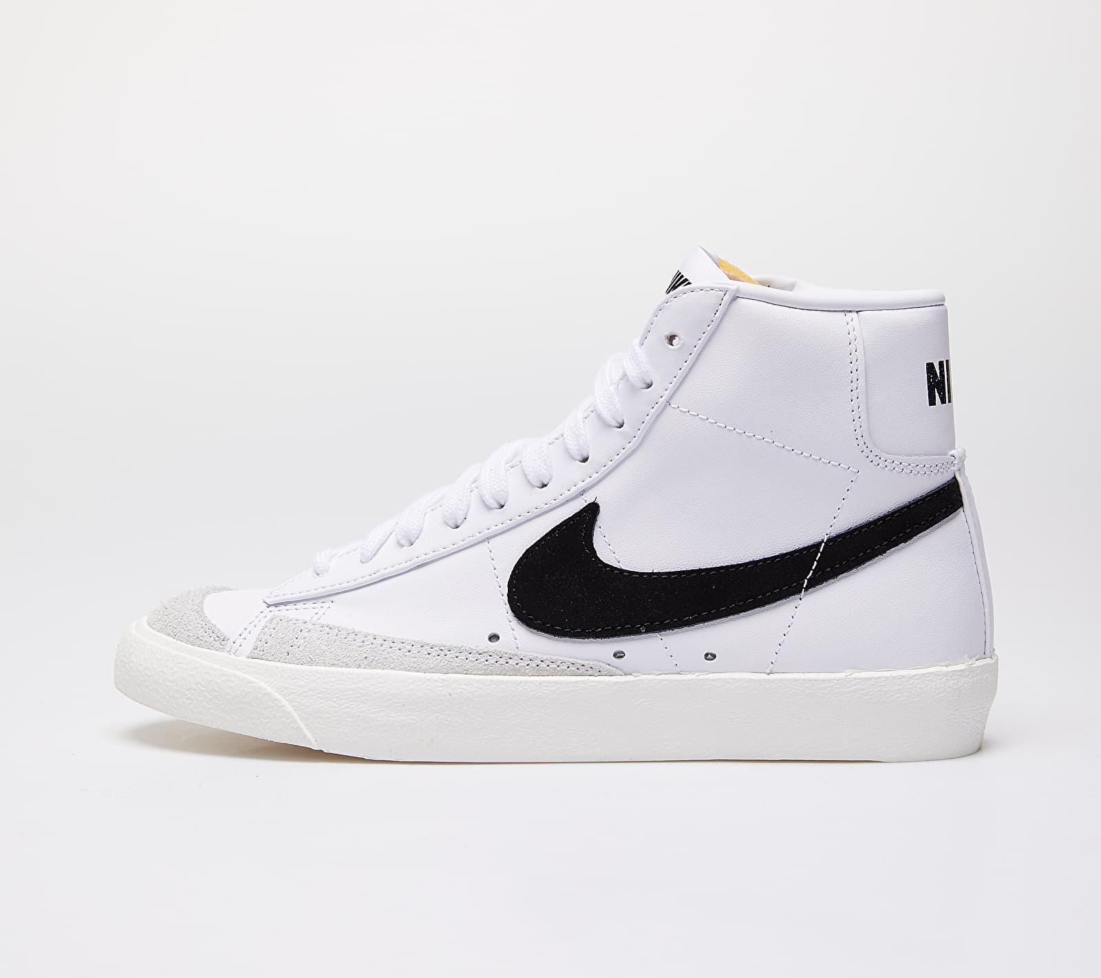 Nike Blazer Mid '77 Vintage White/ Black EUR 44.5