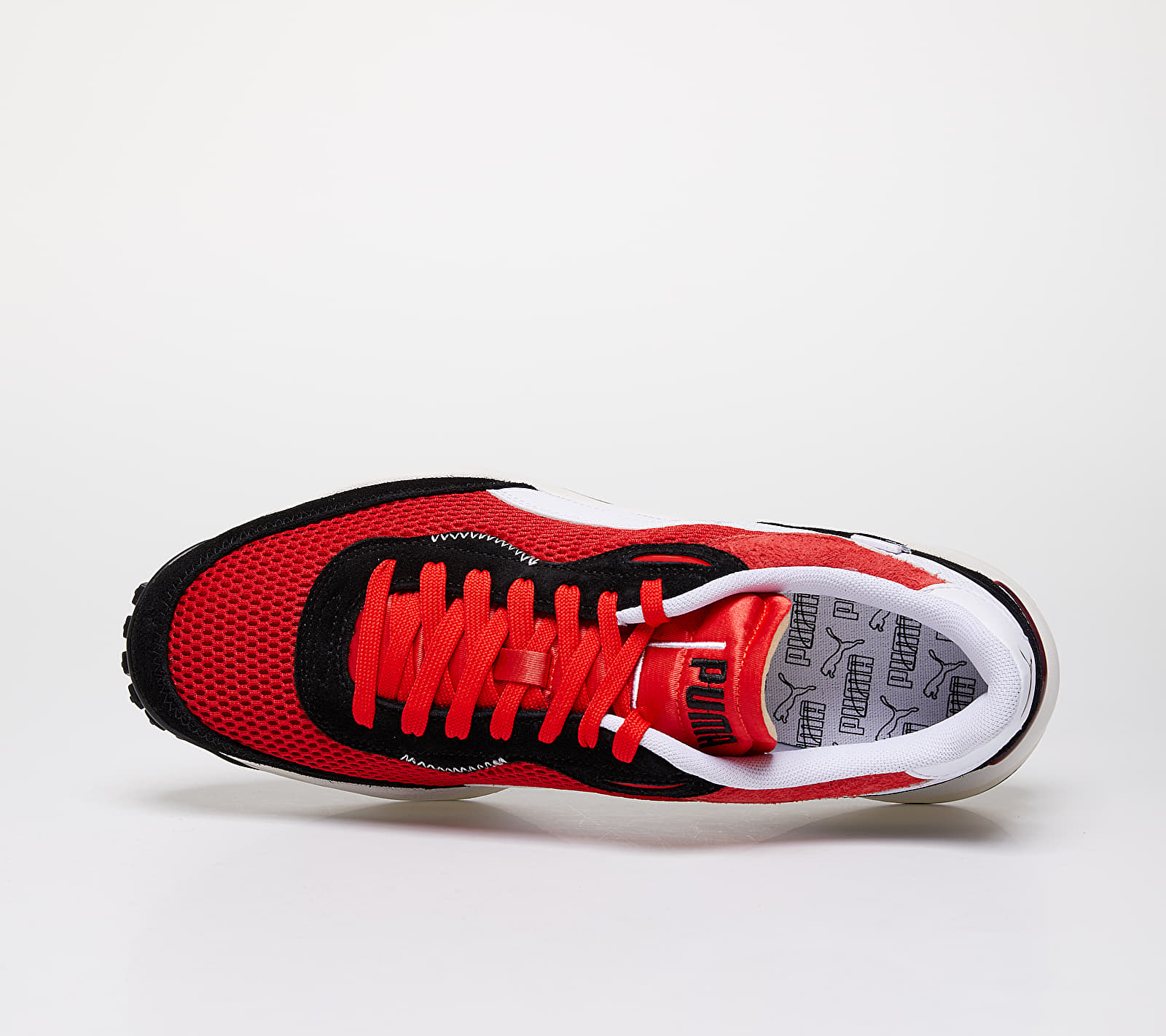 Puma Style Rider Stream On Highrisk Red-Puma Black-Puma White