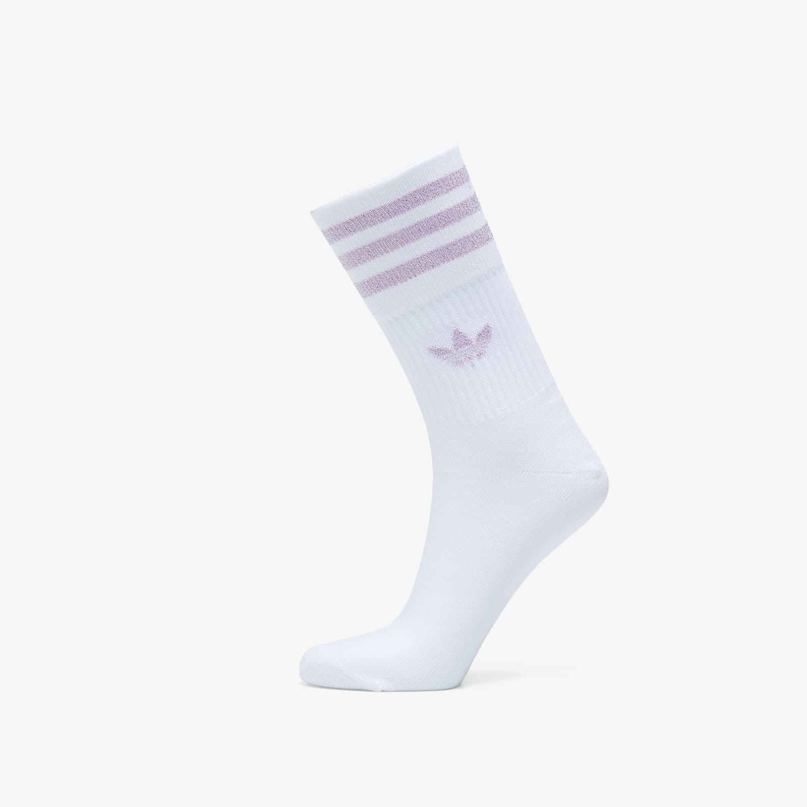 adidas Mid Cut Glitter Socks