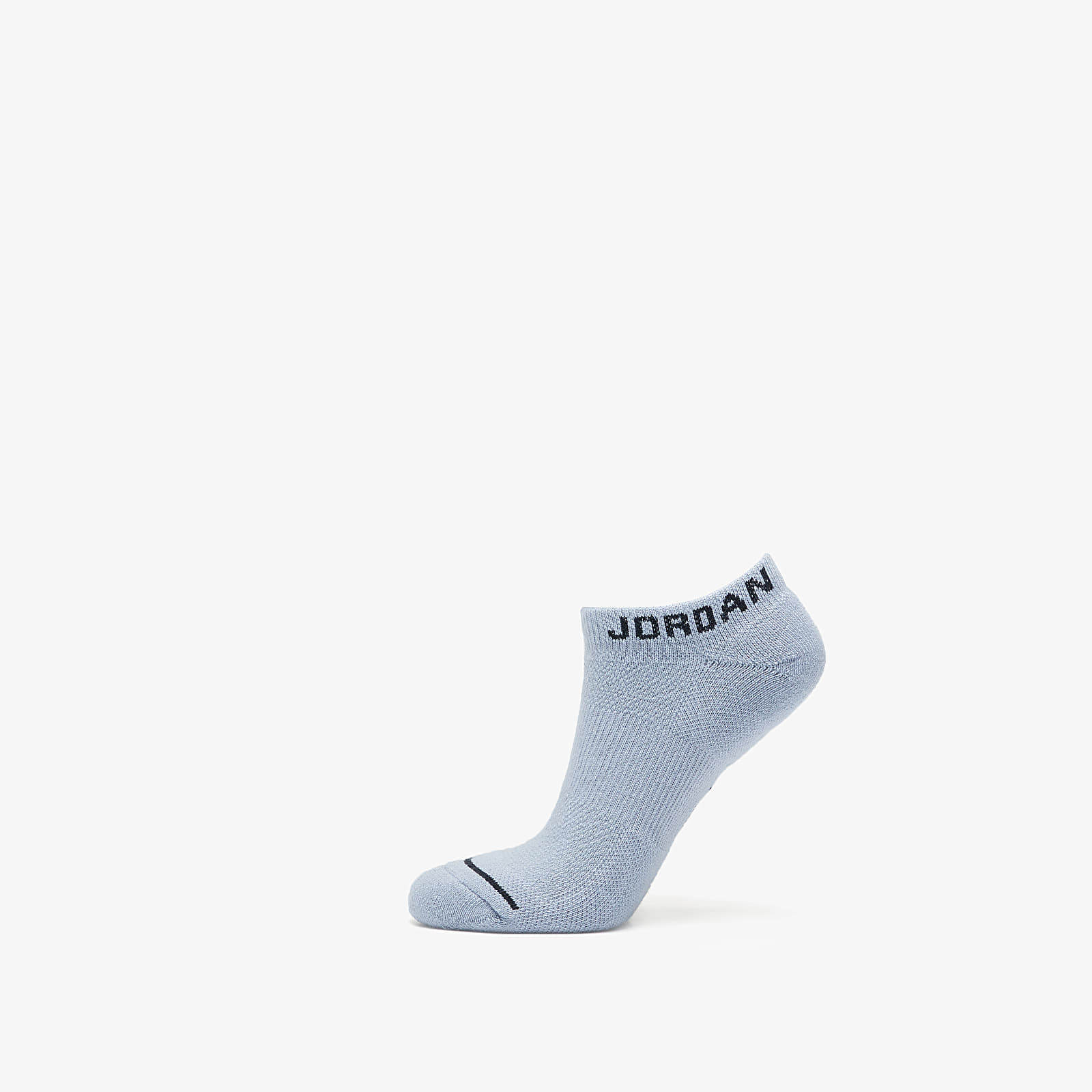 Socken Jordan Everyday Max No Show 3 Pair Socks Black/ White/ Wolf Grey