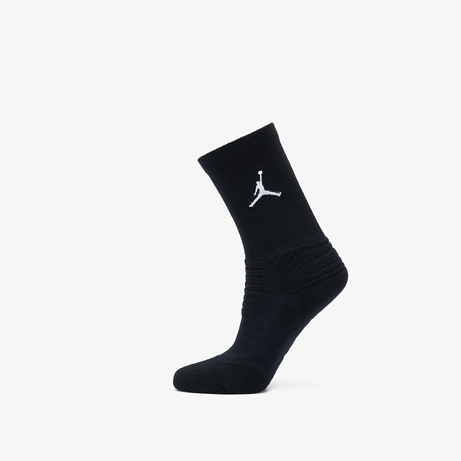 Calcetines Jordan Flight Crew Socks Black/ White