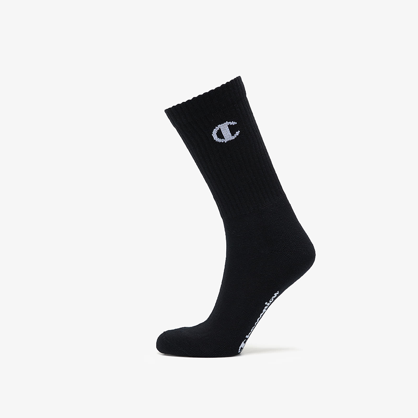 Socks Champion 3Pack Socks Black