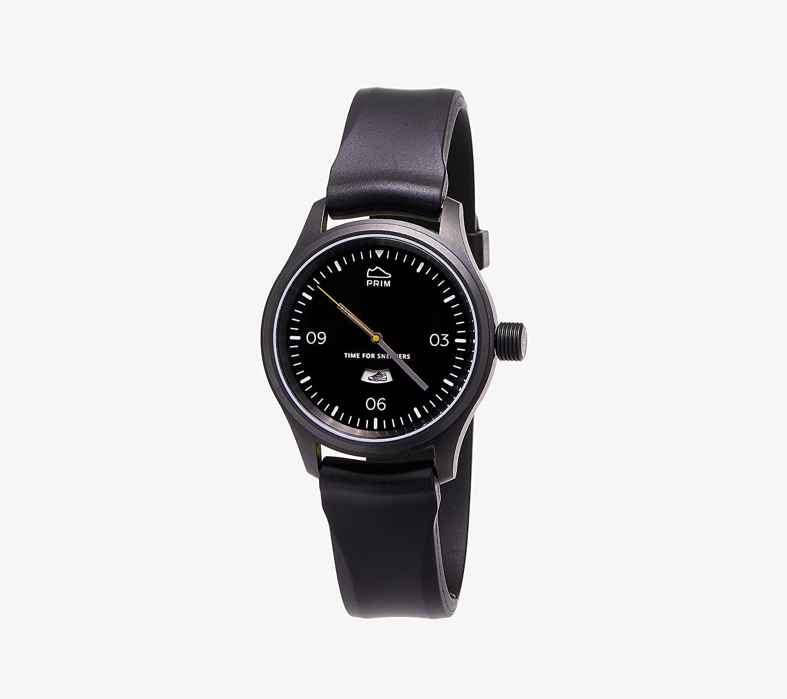 Footshop x Prim Watch Black univerzální