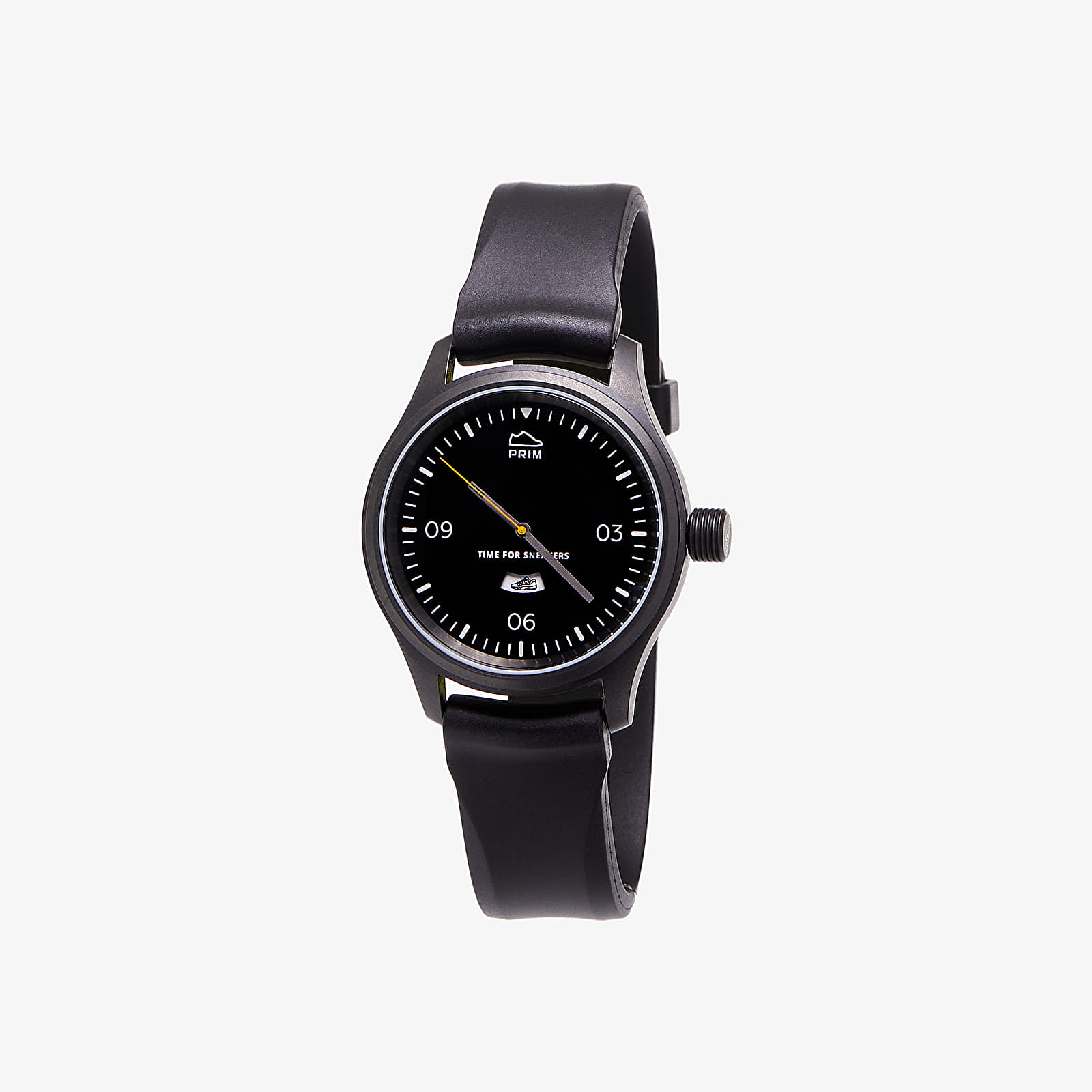 Ure Footshop x Prim Watch Black