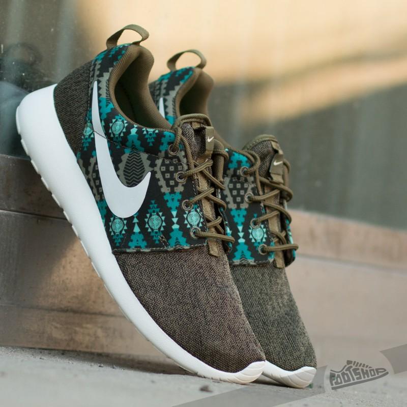 Men's shoes Nike Roshe One Print Iguana