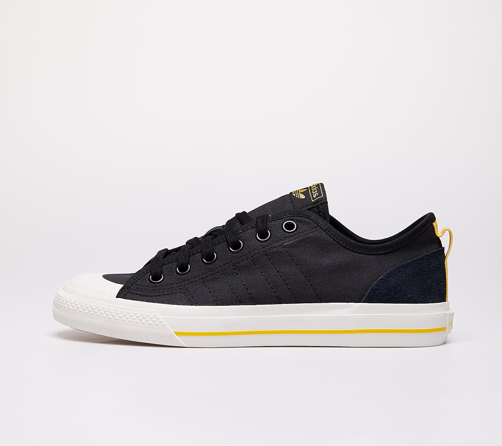 adidas Nizza RF Core Black/ Off White/ Core Brown EUR 47 1/3