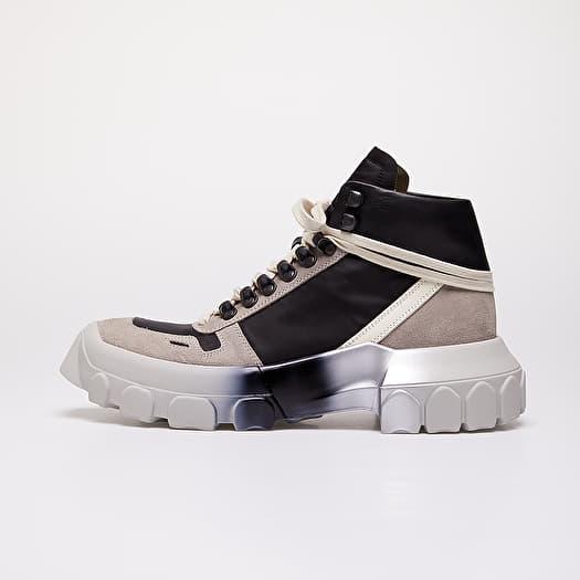 Men's shoes Rick Owens Tractor Sneakers As Sample | Footshop