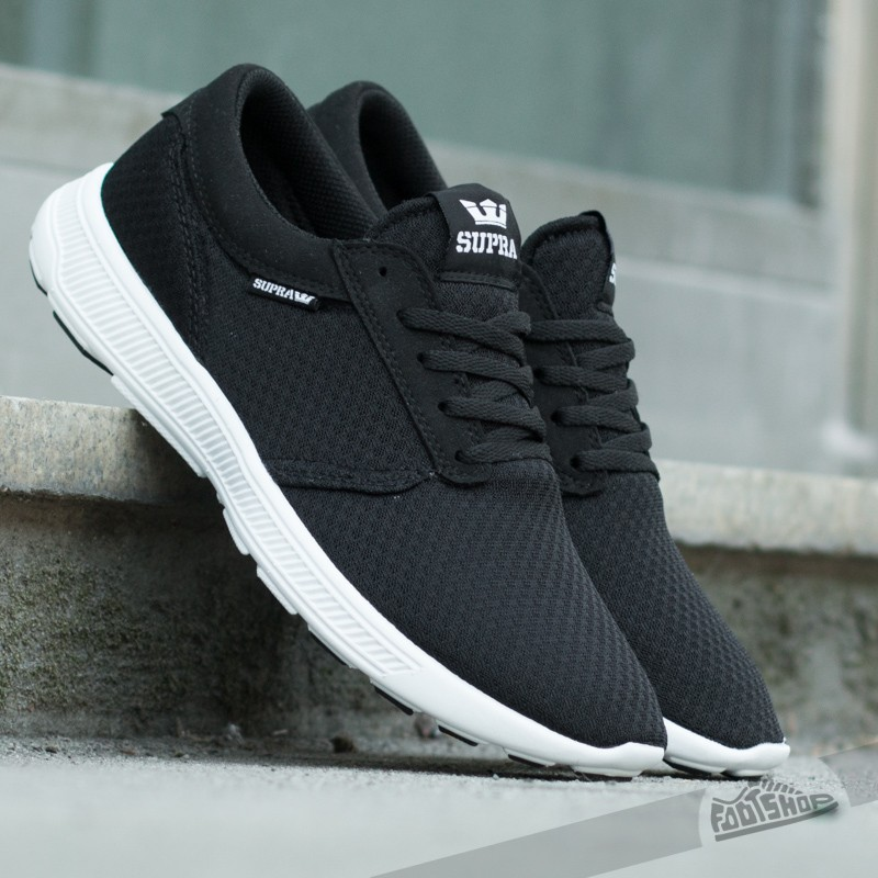 Supra Hammer Run Black  Black-White  42b9cea391