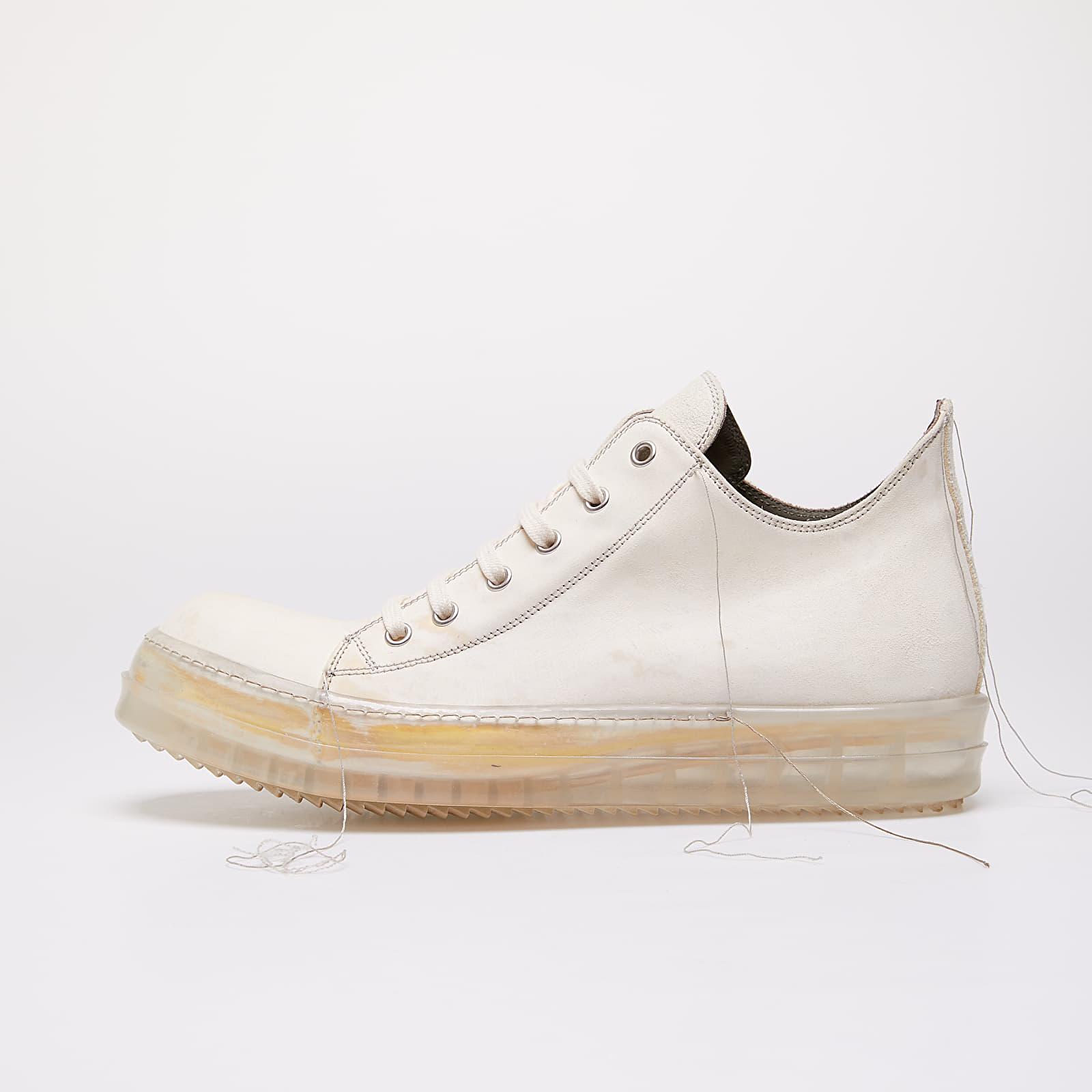 Rick Owens No Cap Low Sneakers