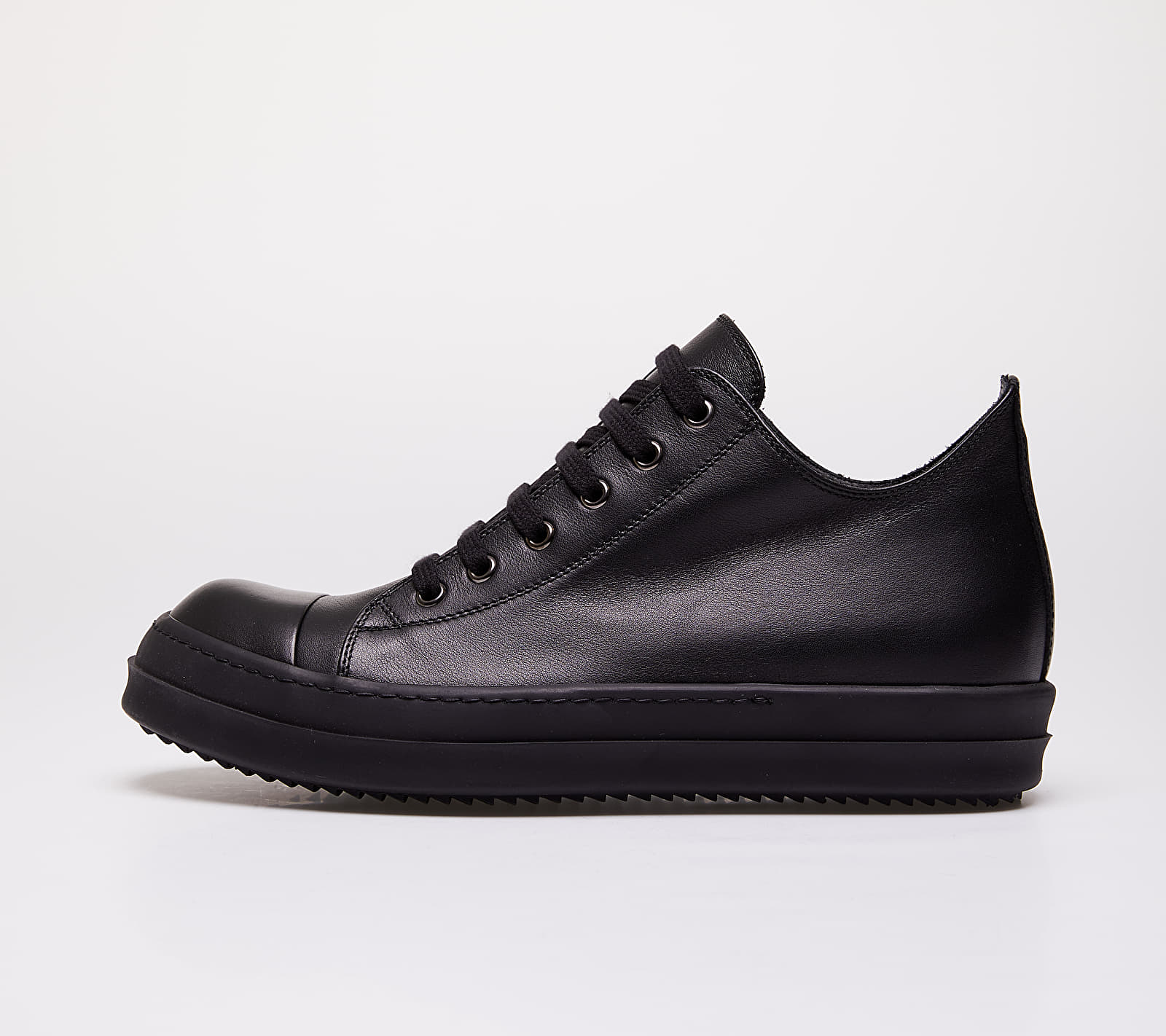 Rick Owens Low Sneaks Black/ Black EUR 41