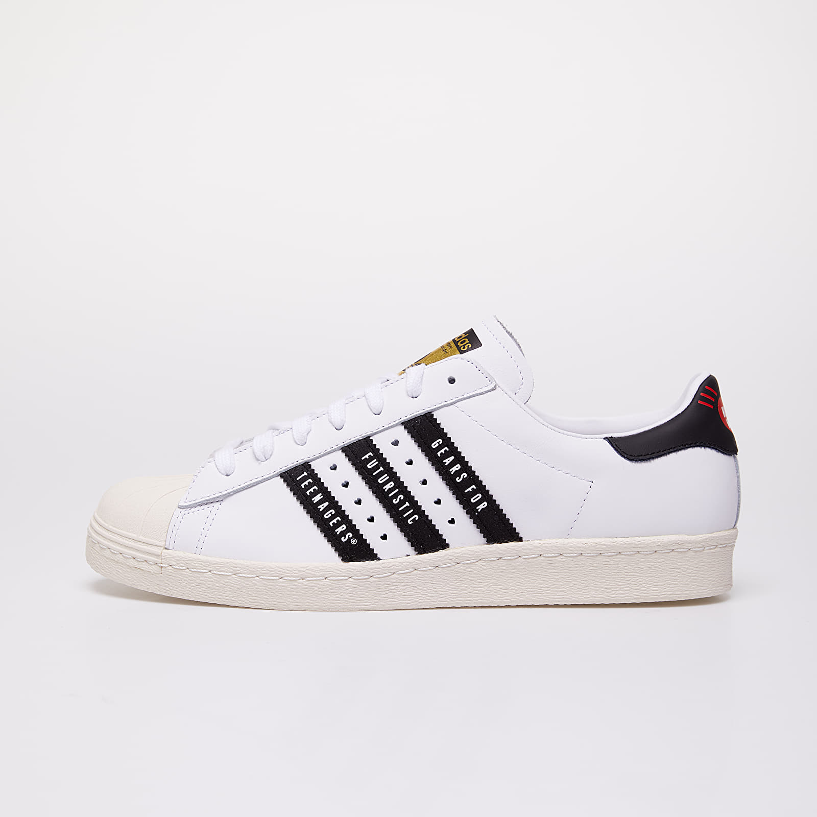adidas x Pharrell Williams Superstar 80s Human Made