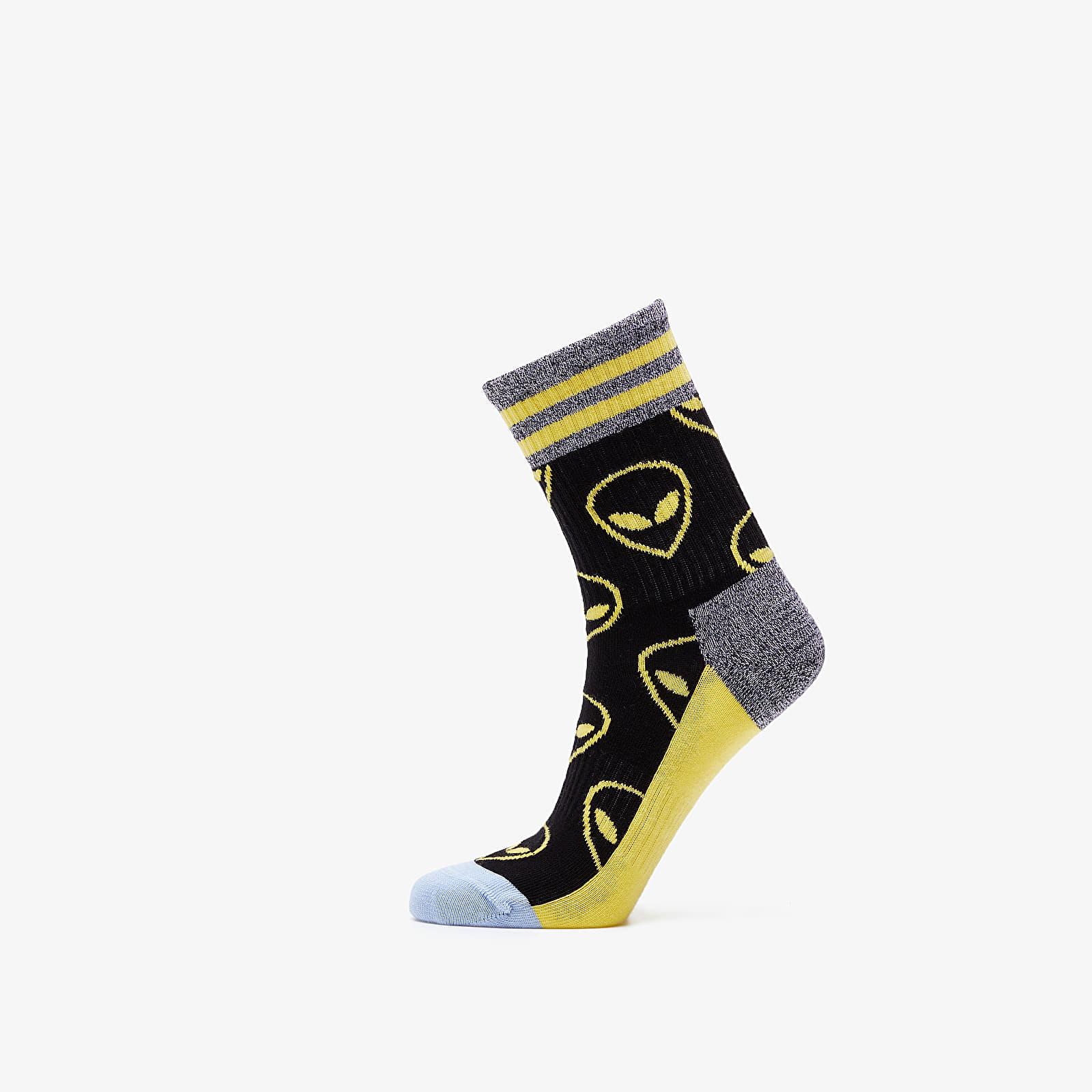 Happy Socks Athletic Alien Mid High Socks