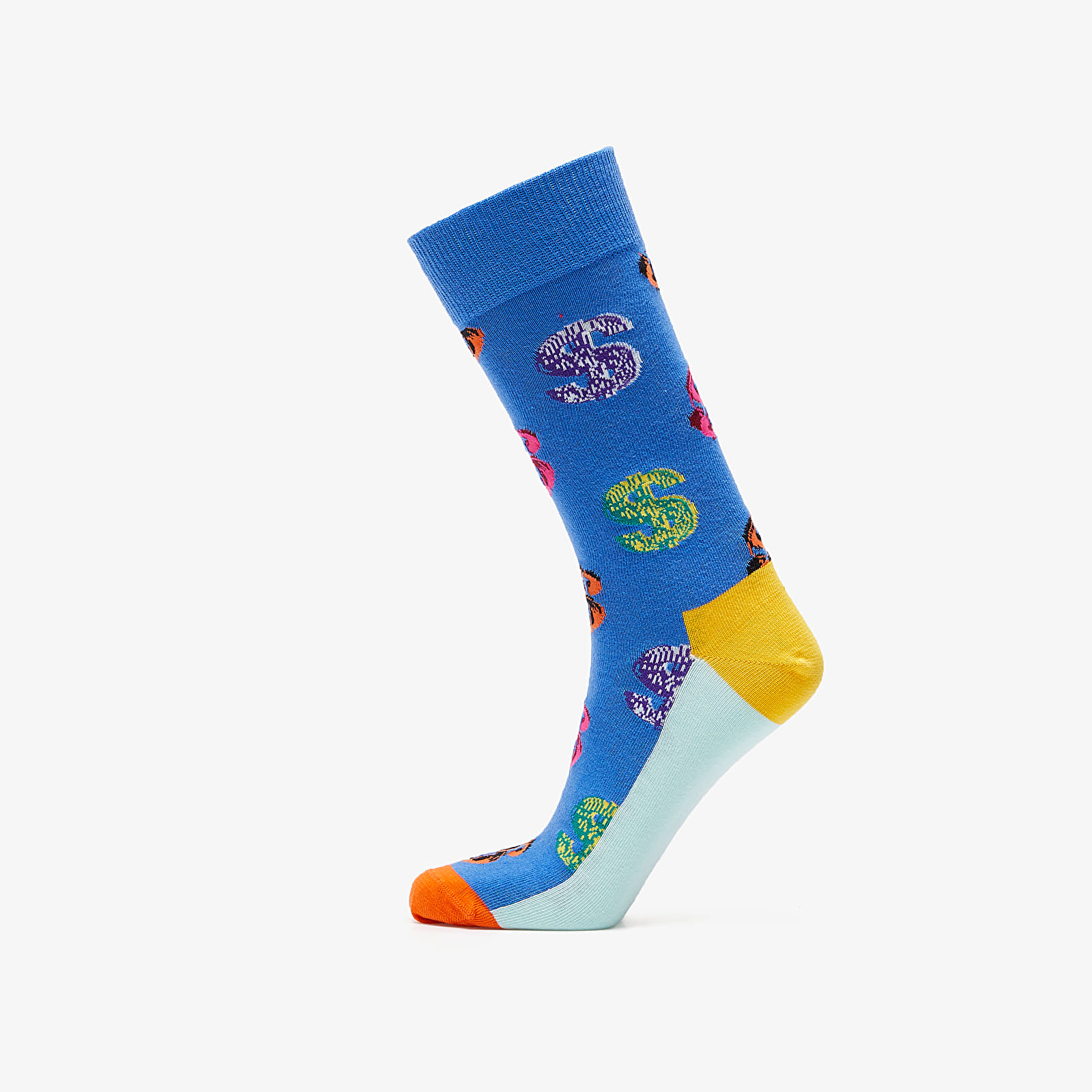 Calzetti Happy Socks Andy Warhol Dollar Socks Multicolor
