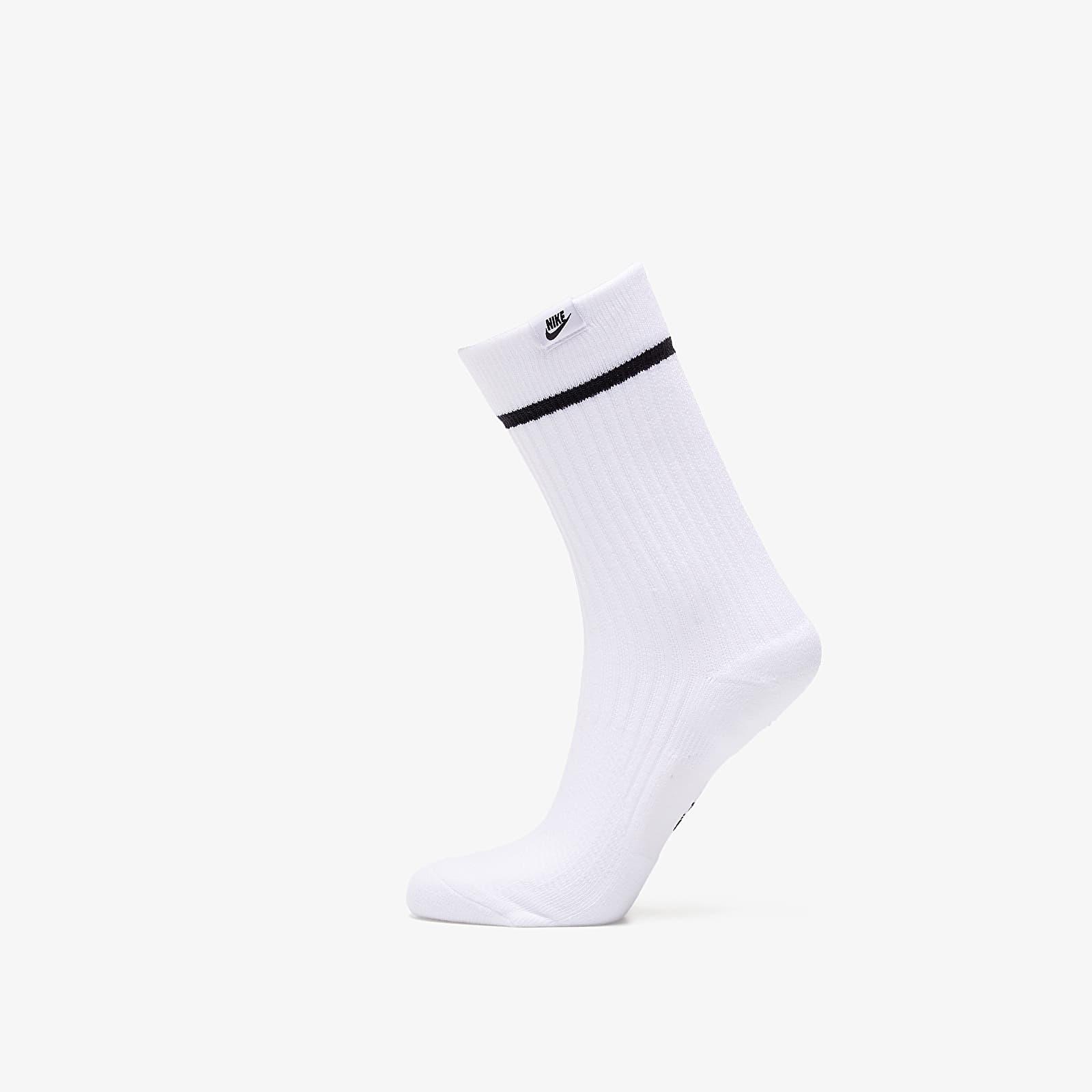 Nike 2 Pack Sneaker Sox Essential Crew Socks