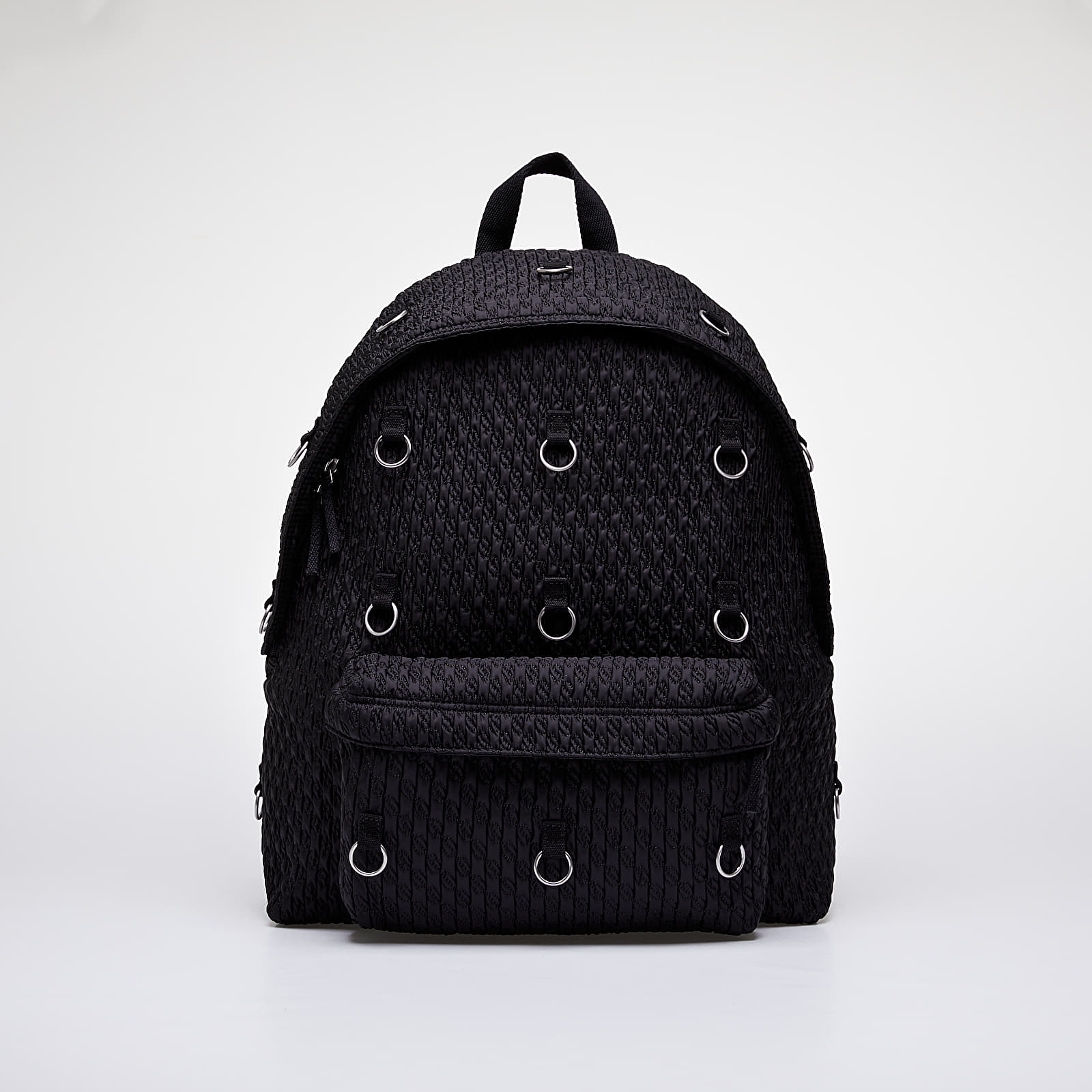 Batohy Eastpak x Raf Simons Padded Loop Bag Black Matlas