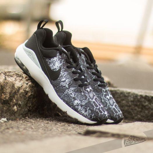 Details about Nike Air Max Siren Print UK 4.5 EUR 38 PlatinumBlack White metallic Silver
