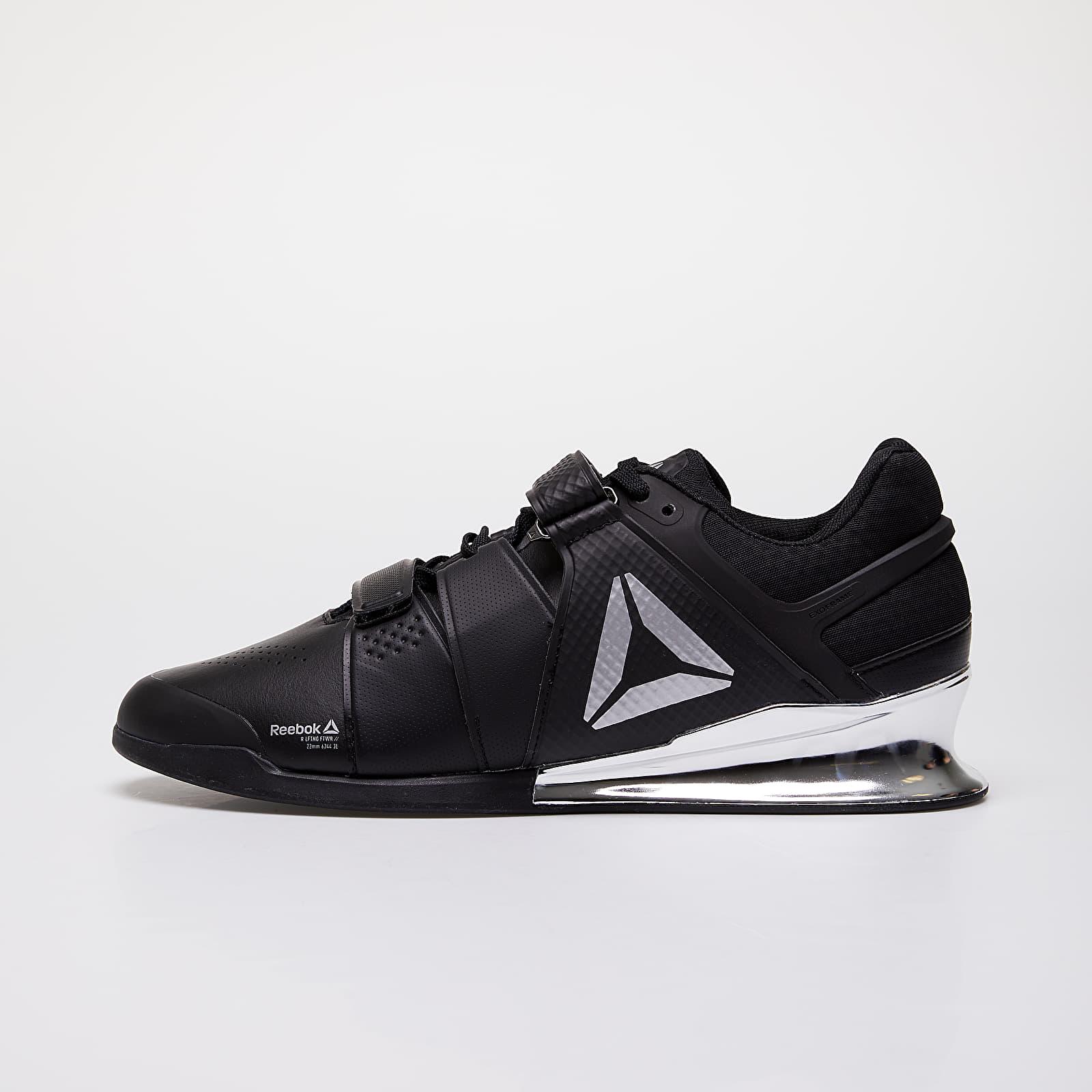 Pánské tenisky a boty Reebok Legacy Lifter Black/ White/ Silver