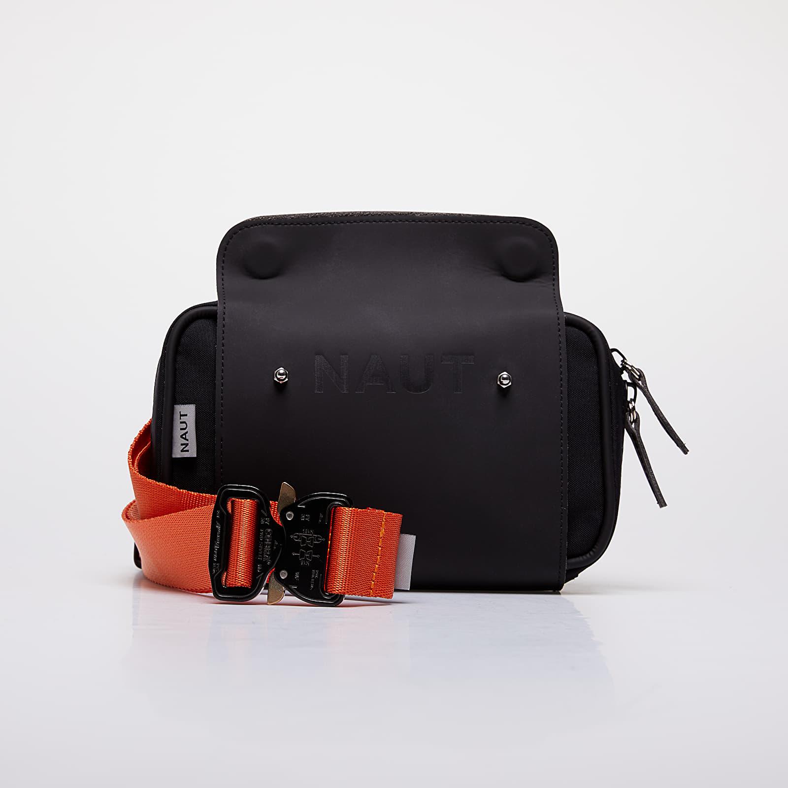 Bags and backpacks NAUT Rudiment Tech Bag Black/ Orange