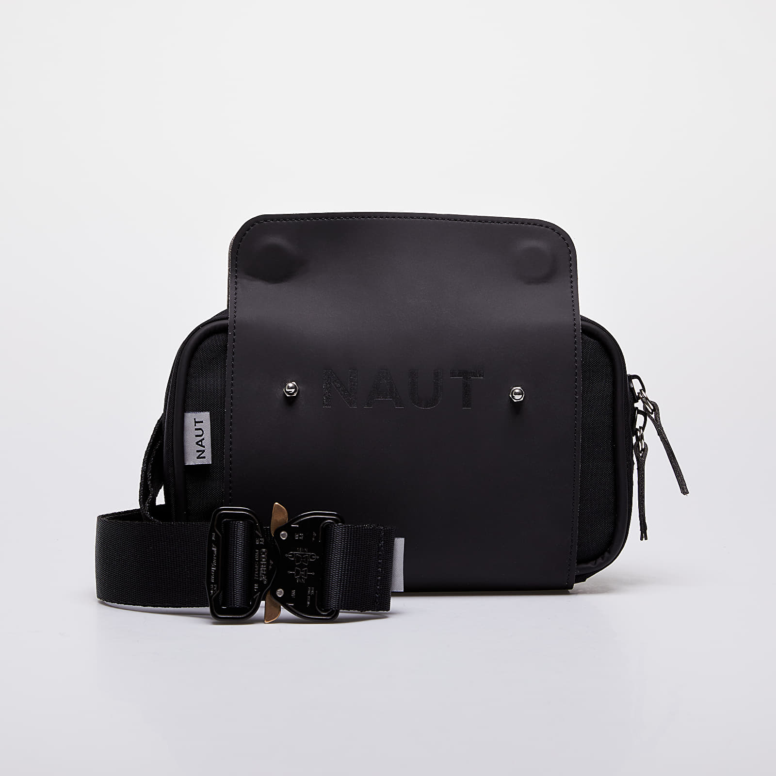 Waist bags NAUT Rudiment Tech Bag Black