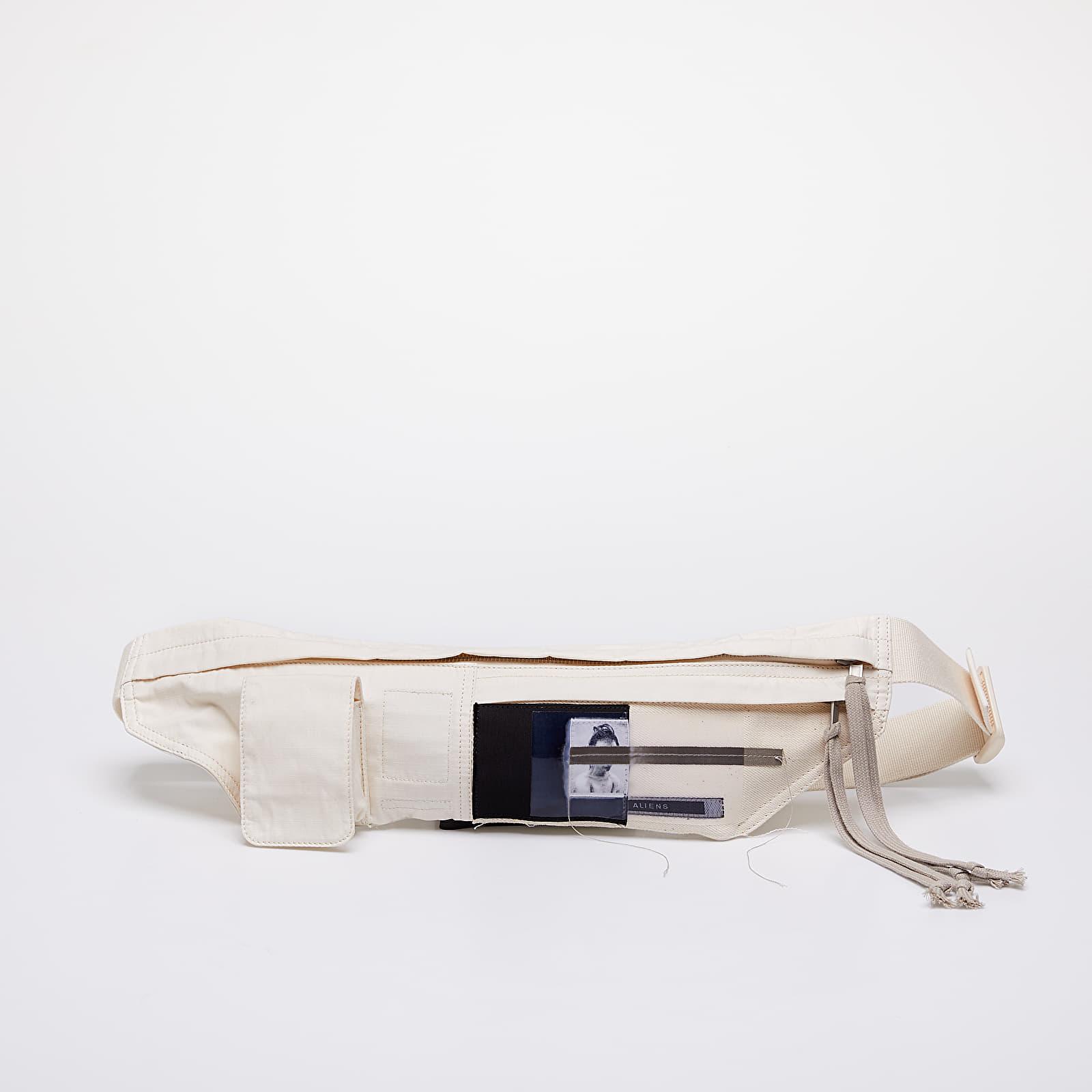 Waist bags Rick Owens DRKSHDW Belt Bag Natural