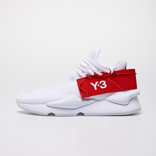 Men's shoes Y-3 Kaiwa Knit Ftwr White