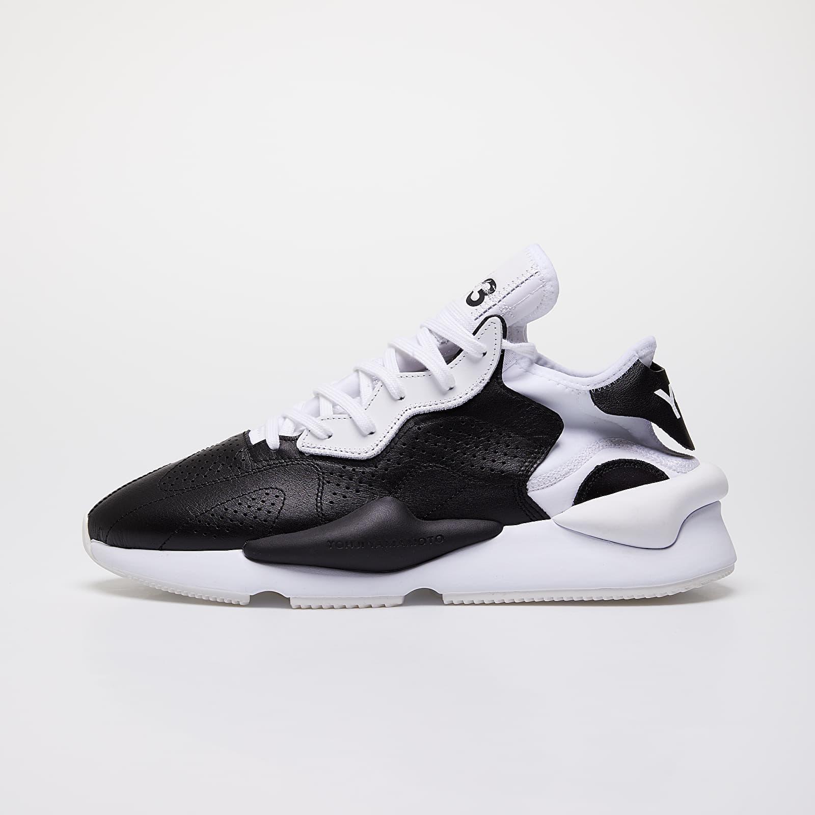 Men's shoes Y-3 Kaiwa Black/ Ftw White/ Black