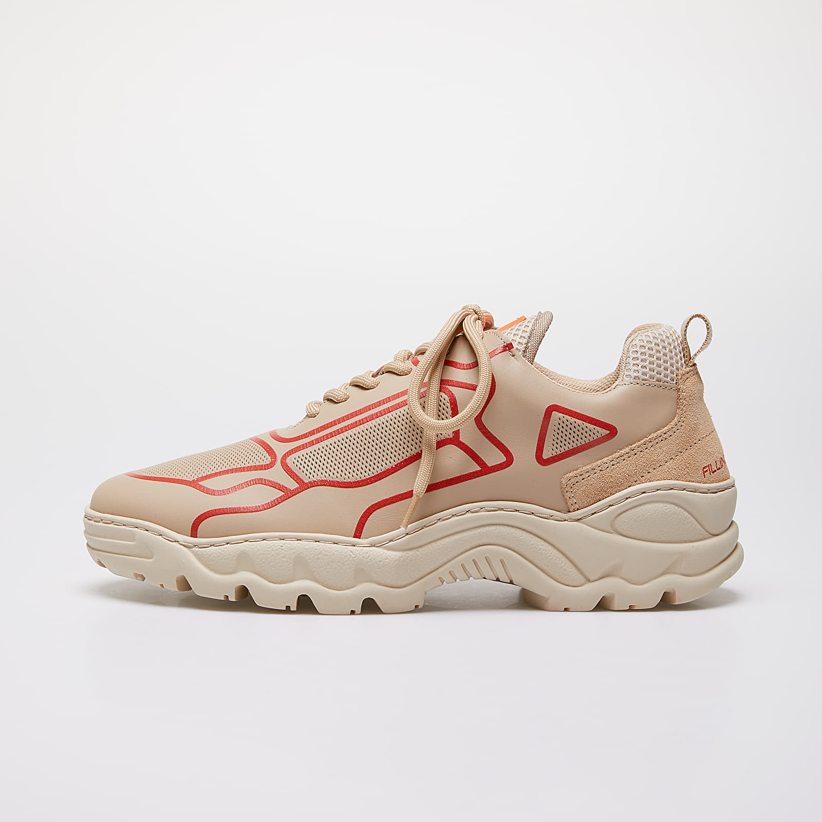 Filling Pieces Low Curve Iceman