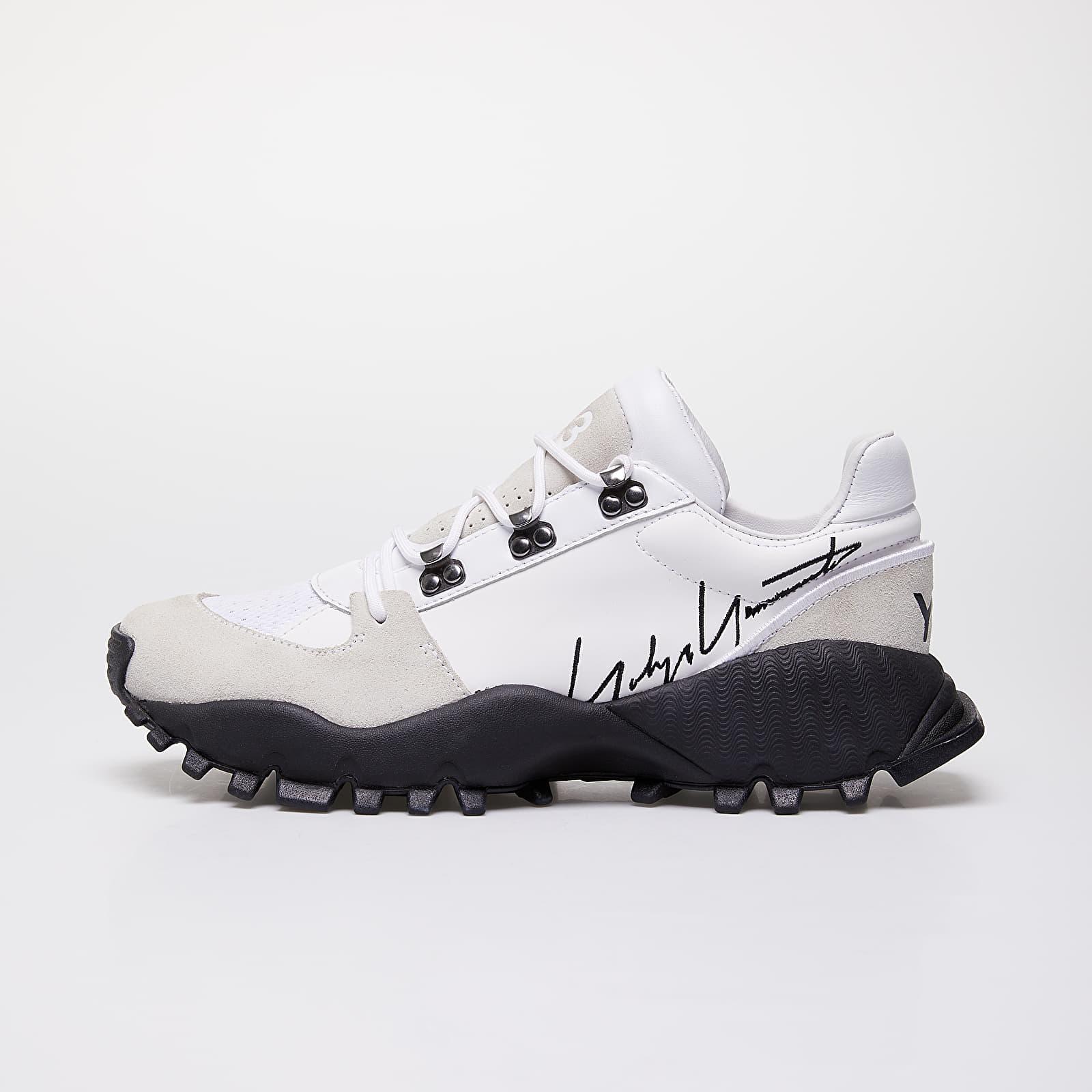 Pánske tenisky a topánky Y-3 Kyoi Trail Ftwr White/ Black-Y3/ Ftwr White
