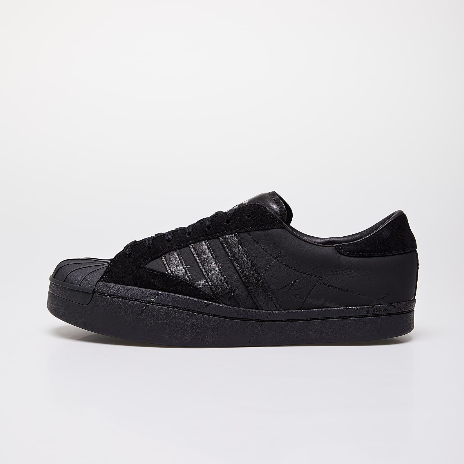 Încălțăminte și sneakerși pentru bărbați Y-3 Yohji Star Black/ Ftw white/ Black