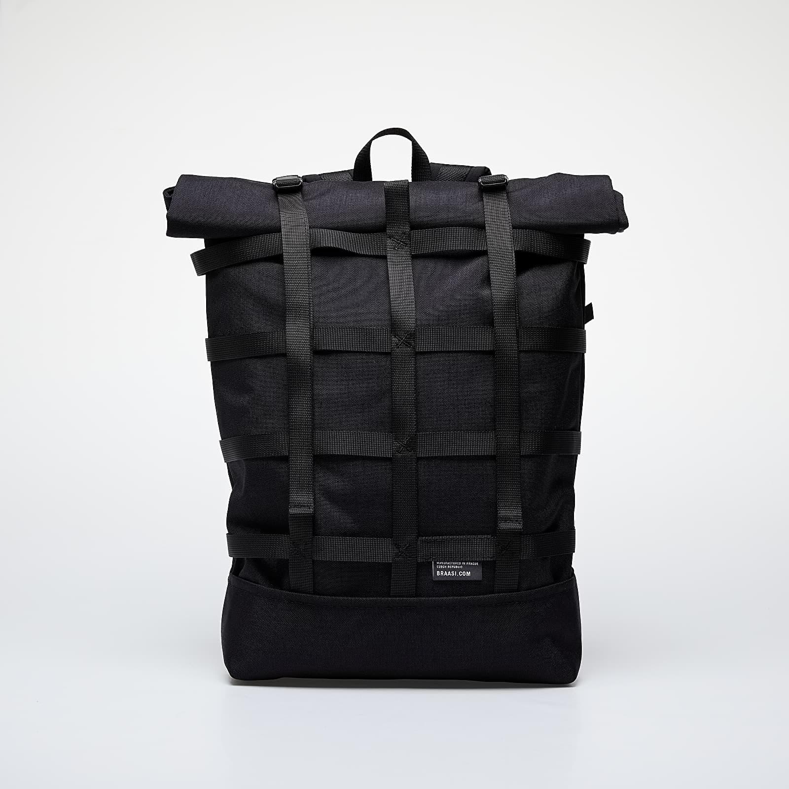 Mochilas Braasi Industry Webbing Backpack Black
