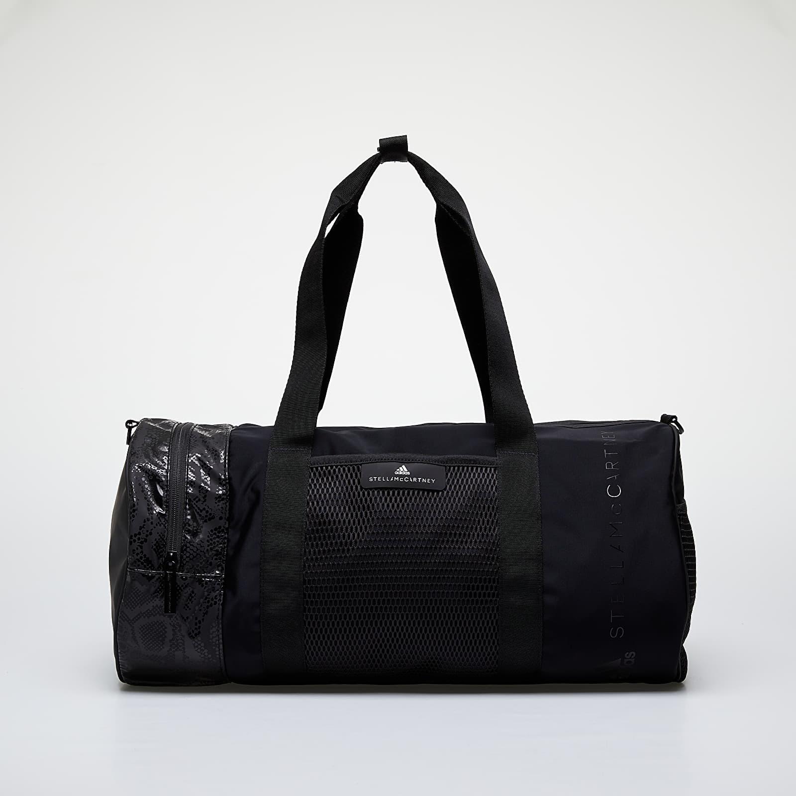 Bags adidas x Stella McCartney Round Duffel S Black/ Black/ White