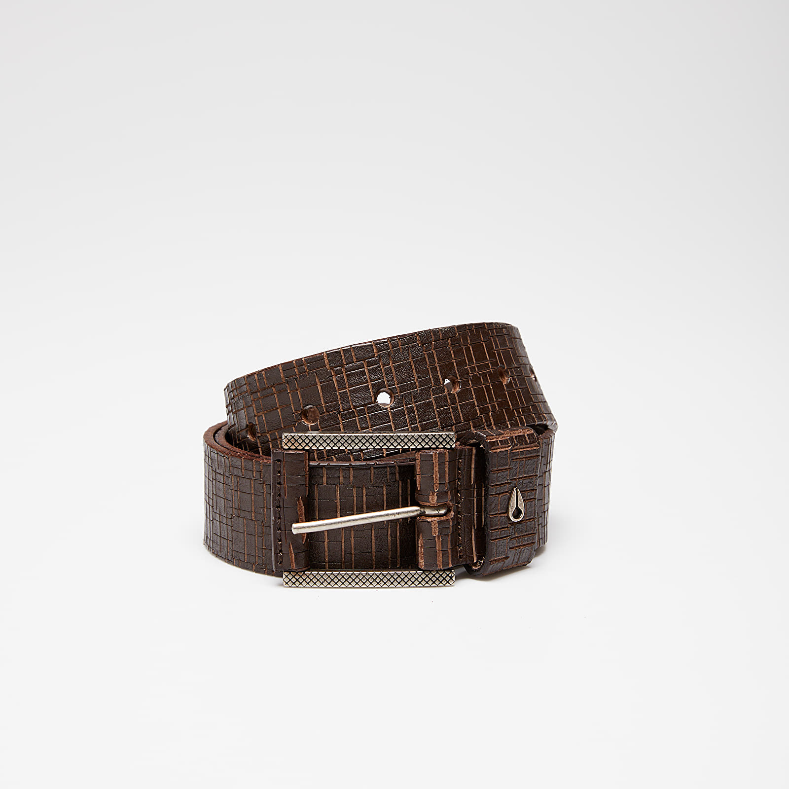 Ceintures Nixon Americana SE Belt Dark Brown