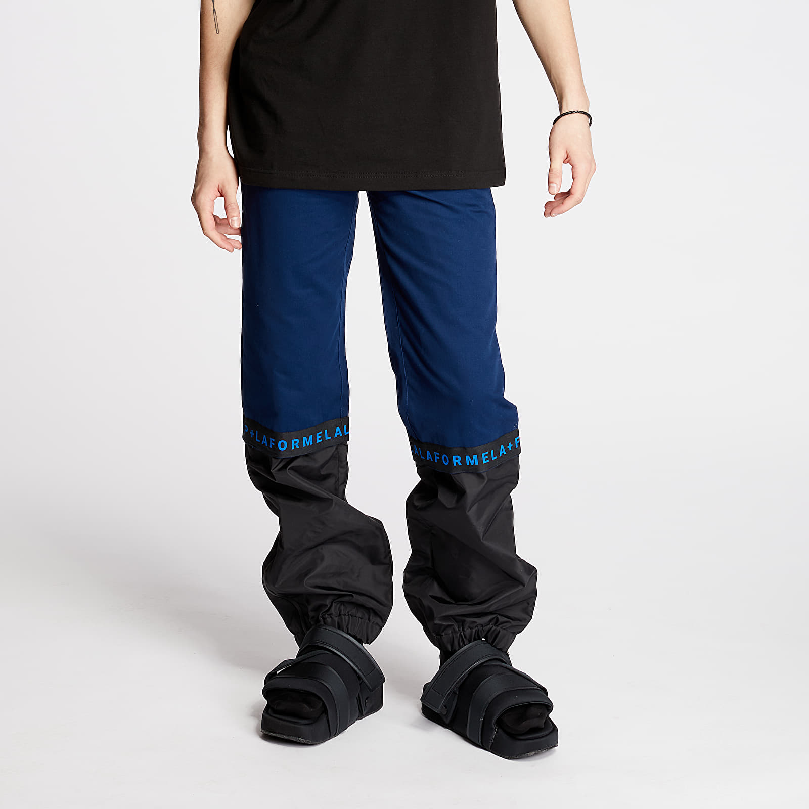 "FTSHP + LAFORMELA ""No Season"" Twill Track Pants"