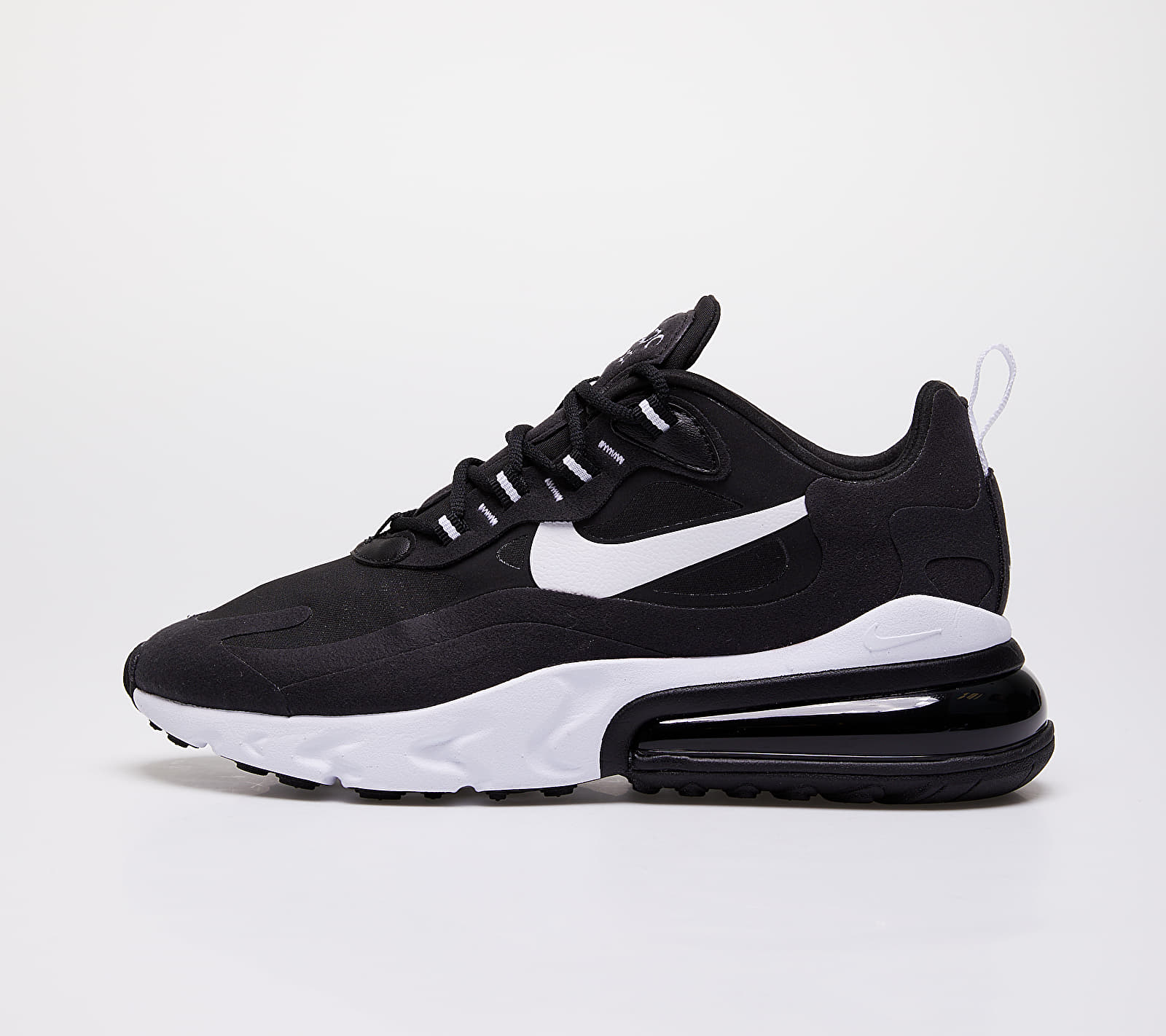 Nike W Air Max 270 React Black/ White-Black-Black EUR 40.5