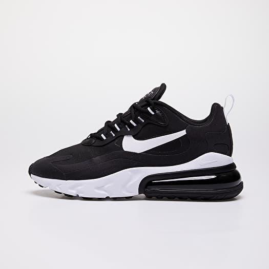 Oclusión combinación Mirar  Women's shoes Nike W Air Max 270 React Black/ White-Black-Black | Footshop