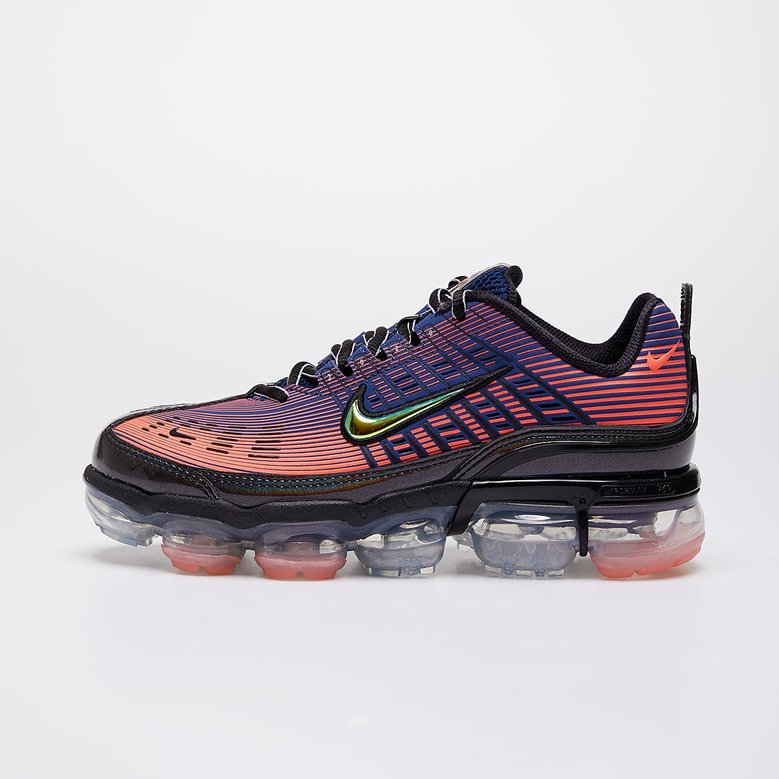 Zapatillas mujer Nike W Air Vapormax 360 Blue Void/ Kinetic Green-Magic Ember