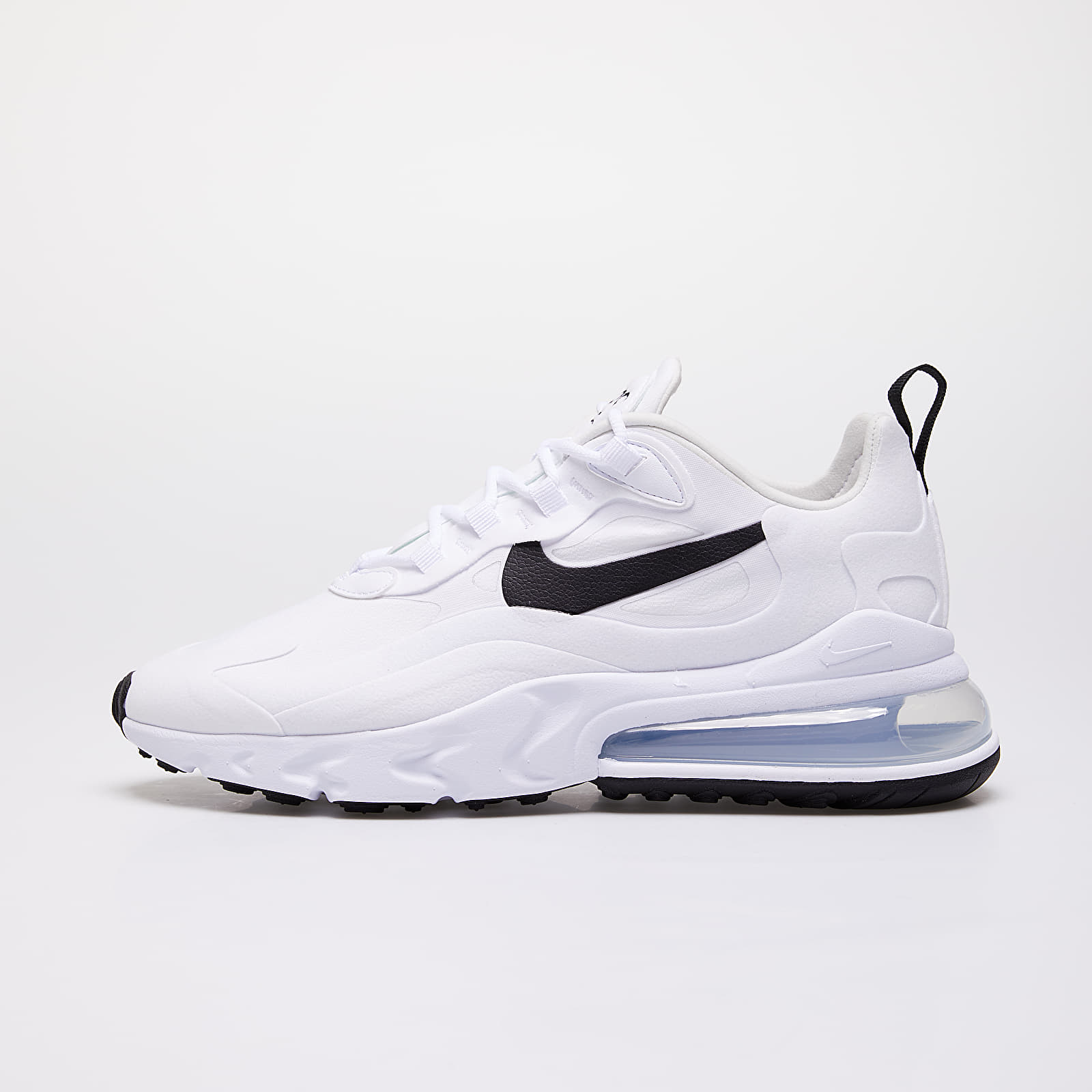 Dámské tenisky a boty Nike W Air Max 270 React White/ Black-Metallic Silver